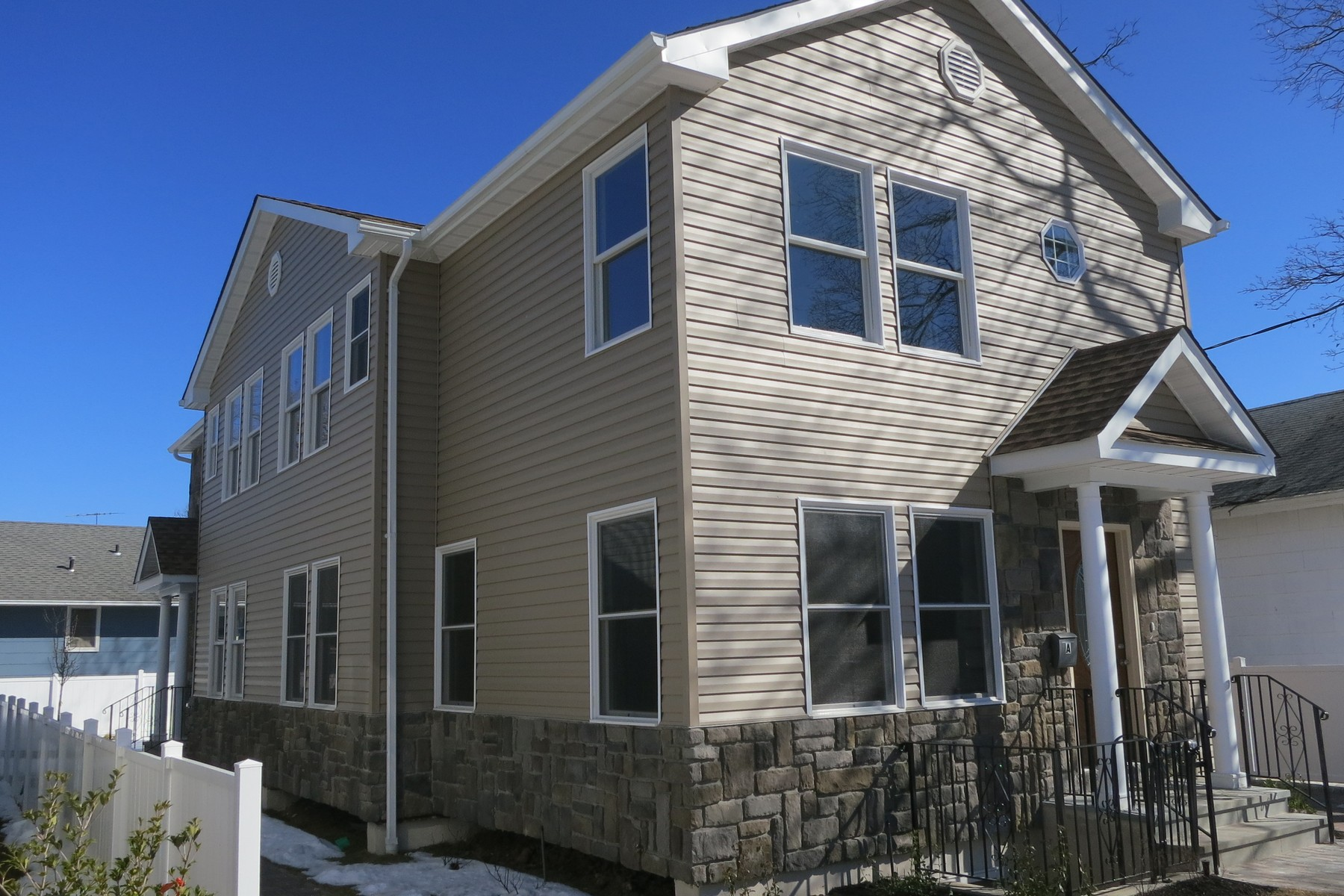 Multi-Family Home for Sale at Duplex - New Construction 56 Sagamore Hill Dr Port Washington, New York, 11050 United States