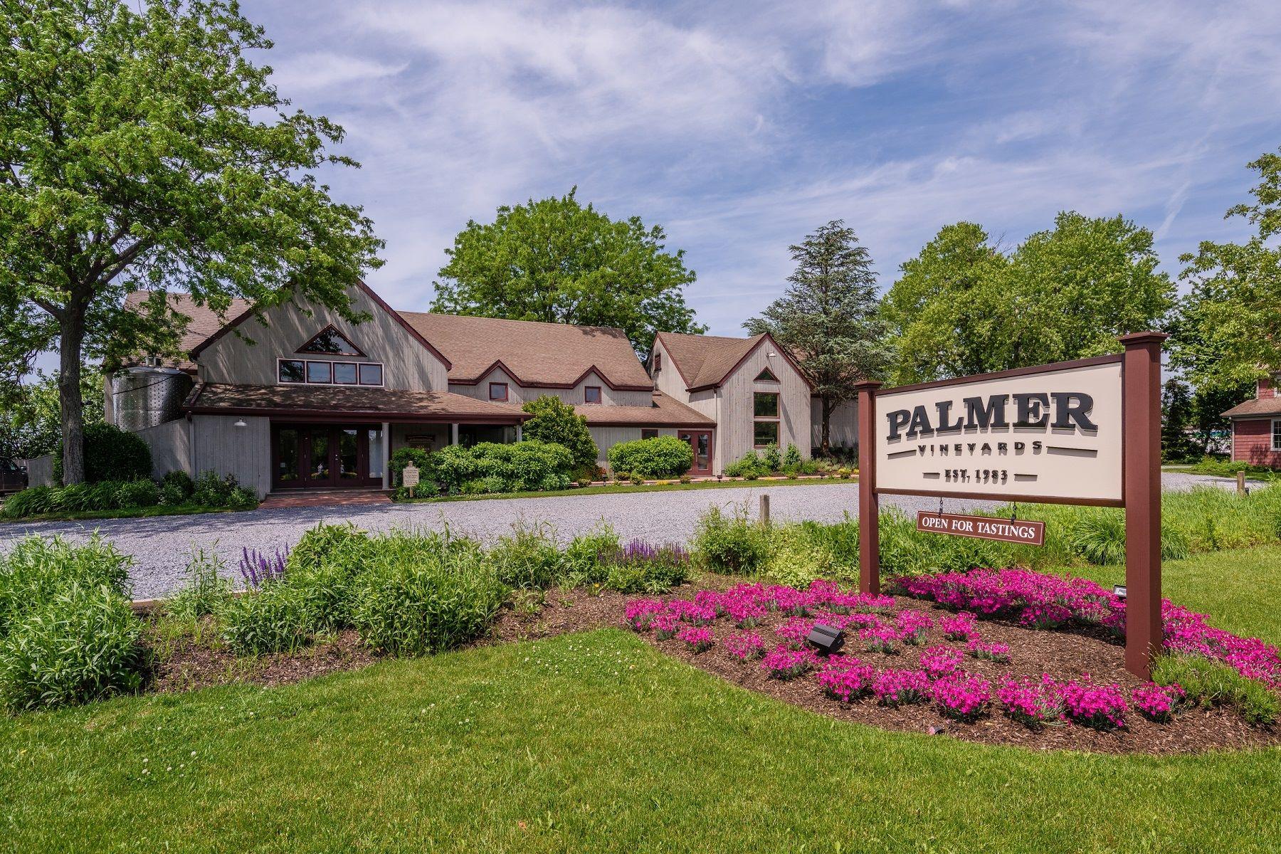 Üzüm Bağı için Satış at Palmer Vineyards 1 5120 Sound Ave Aquebogue, New York, 11931 Amerika Birleşik Devletleri