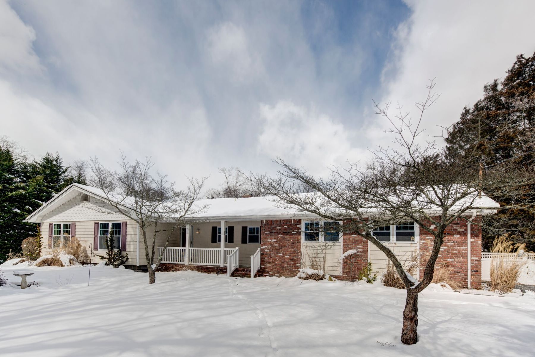 Single Family Home for Sale at Ranch 74 4th St South Jamesport, New York, 11970 United States
