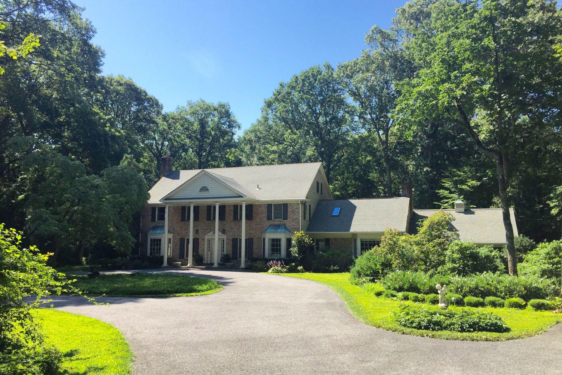 Einfamilienhaus für Verkauf beim Colonial 20 East Gate Rd Lloyd Harbor, New York, 11743 Vereinigte Staaten