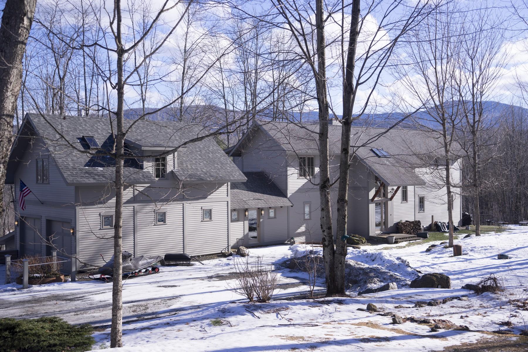 Villa per Vendita alle ore 961 Little River Farm, Stowe Stowe, Vermont, 05672 Stati Uniti