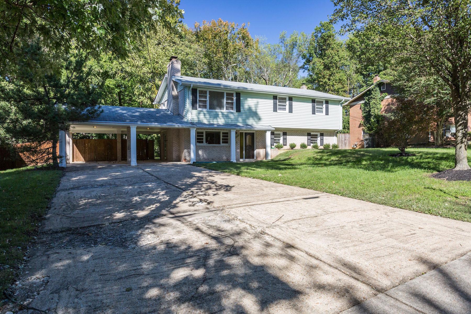 Nhà ở một gia đình vì Bán tại Fort Washington 1717 Rhodesia Avenue E Fort Washington, Maryland, 20744 Hoa Kỳ