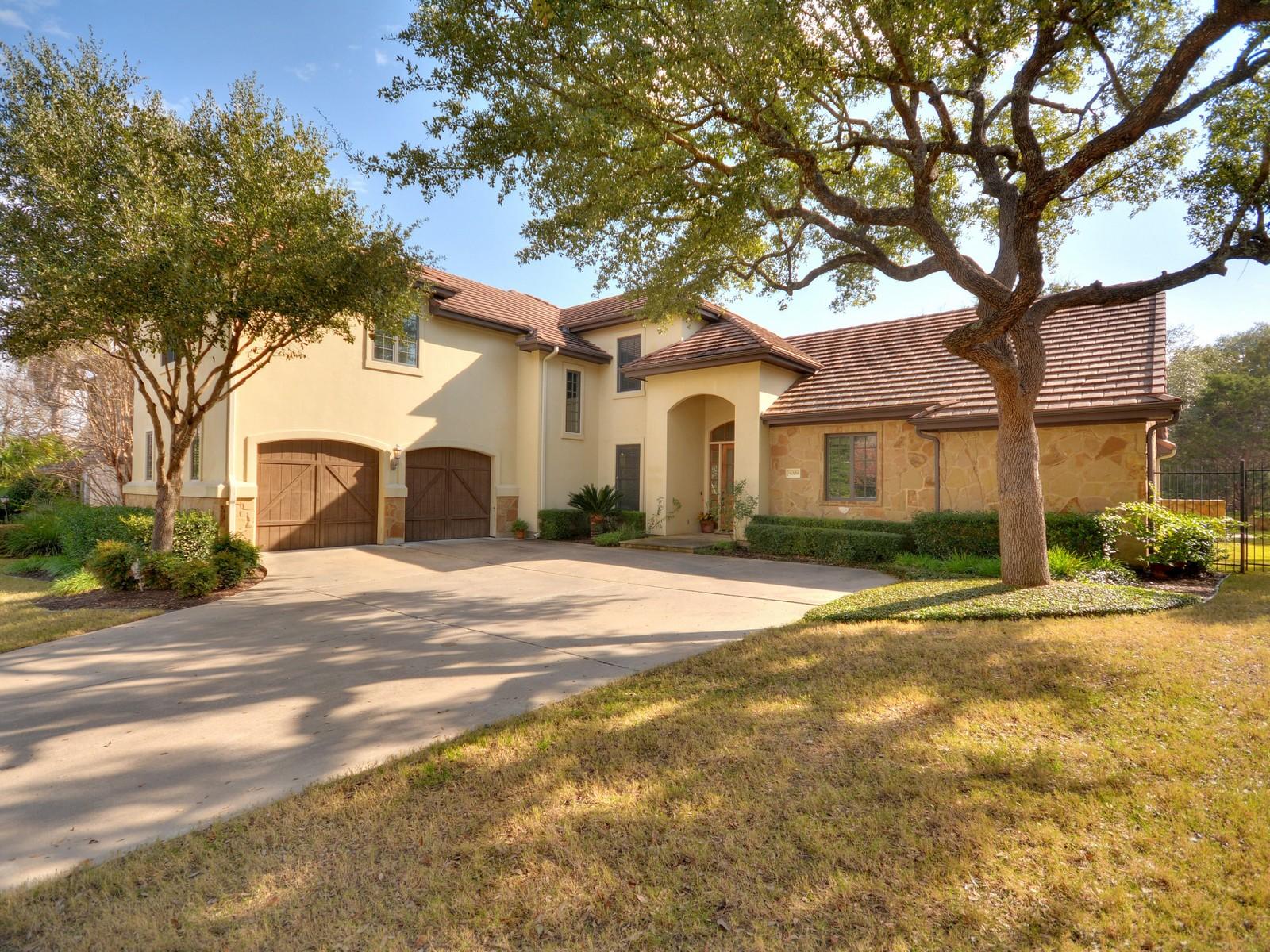 Moradia para Venda às Resort Style Living 9009 Wimberly Cv Austin, Texas, 78735 Estados Unidos