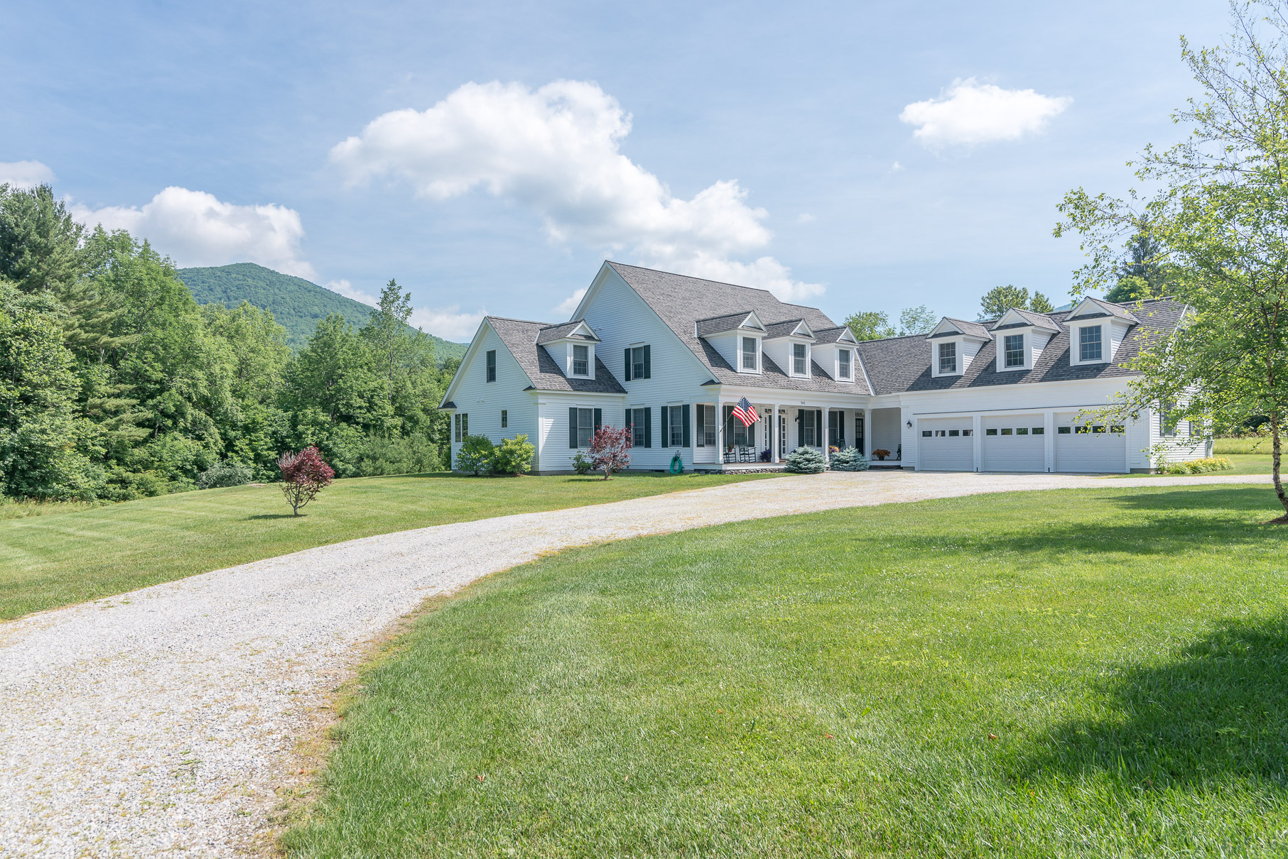 Single Family Home for Sale at 543 Lower Hollow Road, Dorset 543 Lower Hollow Rd Dorset, Vermont, 05251 United States