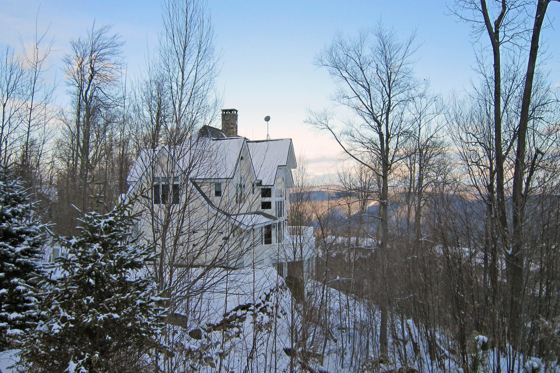 Maison unifamiliale pour l Vente à Slopeside on Solitude 173 Moon Shadow Dr Ludlow, Vermont, 05149 États-Unis