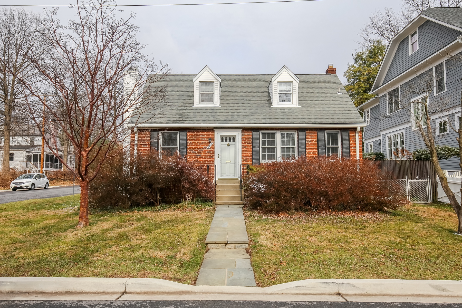 Single Family Home for Sale at 4415 West Virginia Avenue, Bethesda Bethesda, Maryland, 20814 United States