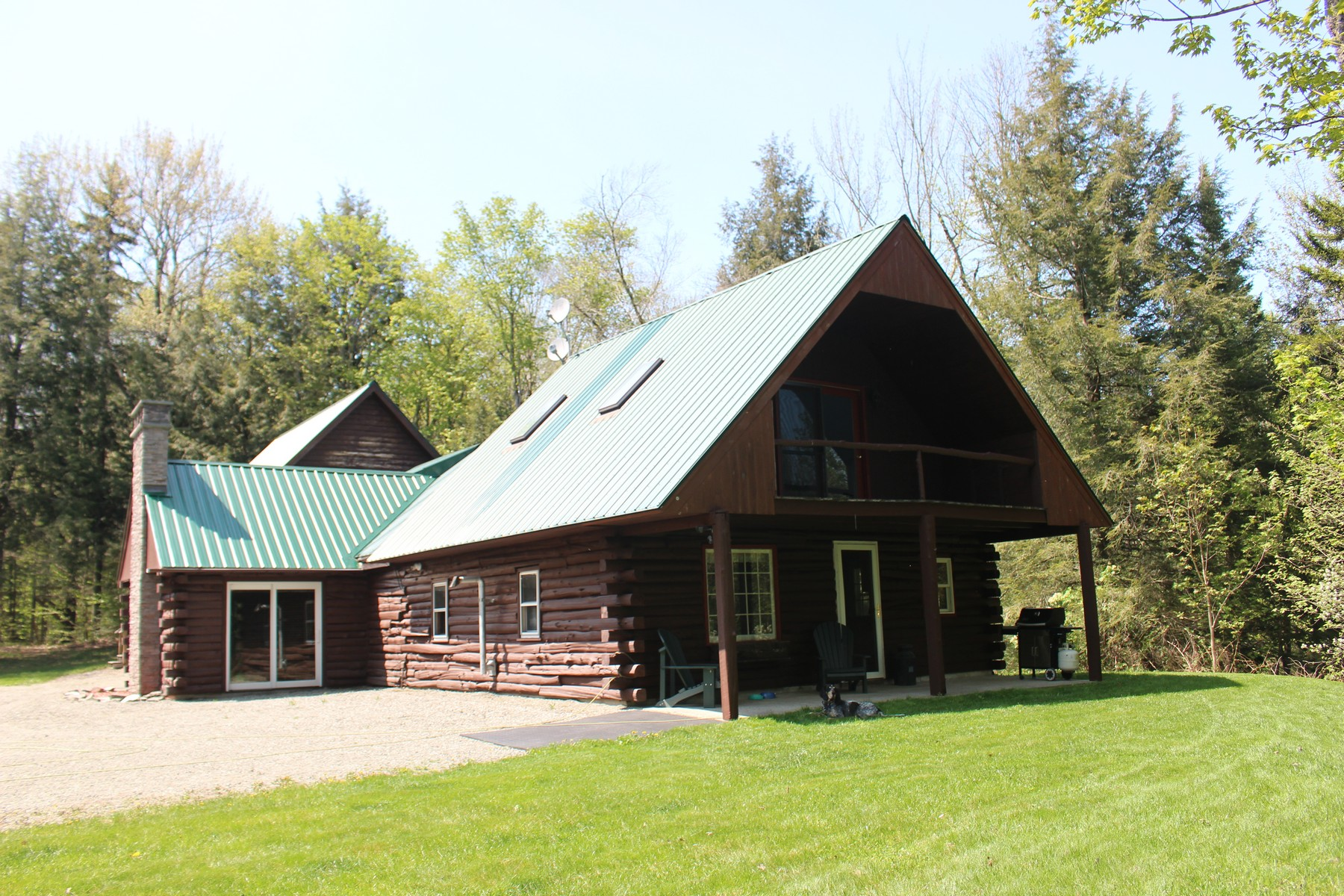 단독 가정 주택 용 매매 에 414 South Pond Road, Eden 414 South Pond Rd Eden, 베르몬트, 05653 미국