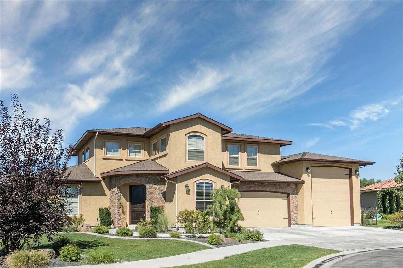 Maison unifamiliale pour l Vente à 1867 Tuscolano Place, Eagle 1867 N Tuscolano Pl Eagle, Idaho, 83616 États-Unis