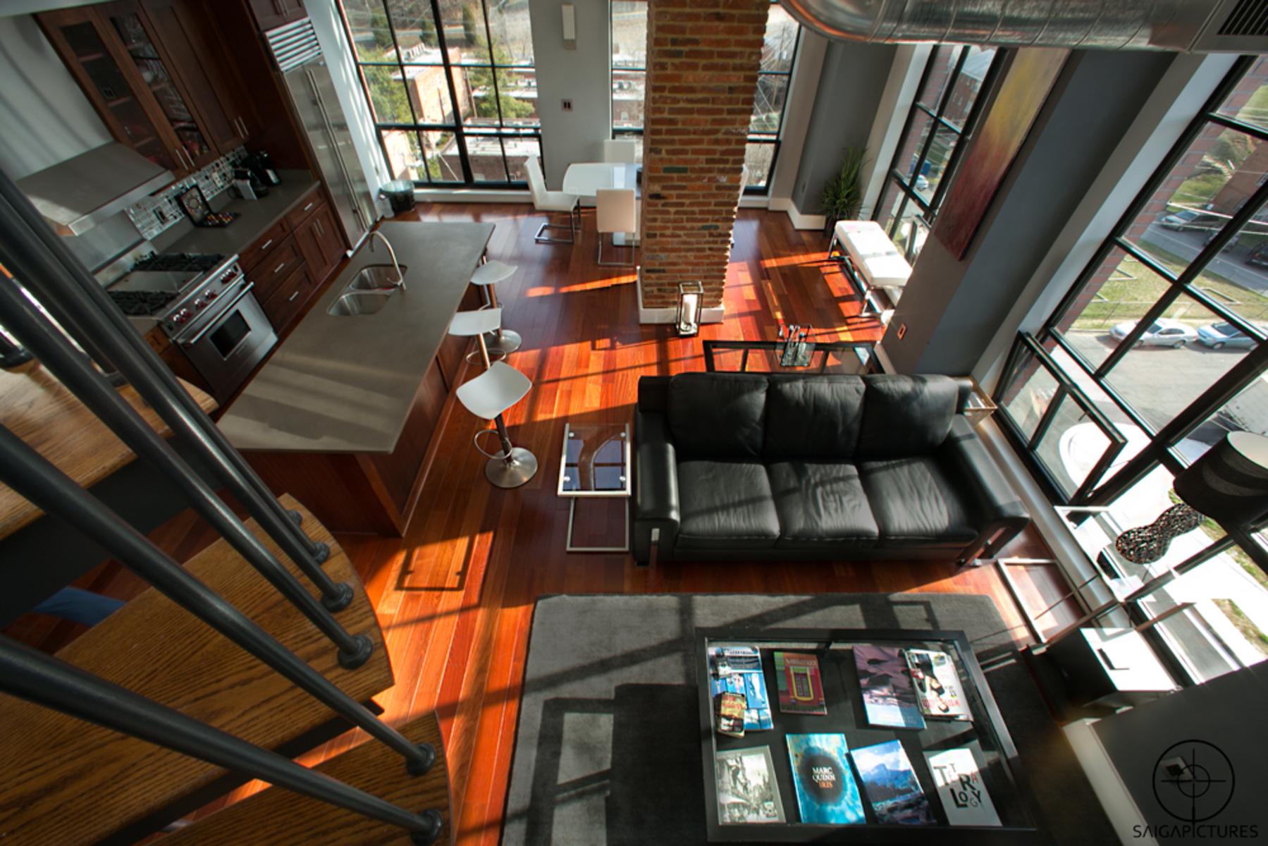 Πολυκατοικία ατομικής ιδιοκτησίας για την Ενοίκιο στο Wooster Mercer 1615 N Queen Street N M602 Arlington, Βιρτζινια 22209 Ηνωμενεσ Πολιτειεσ