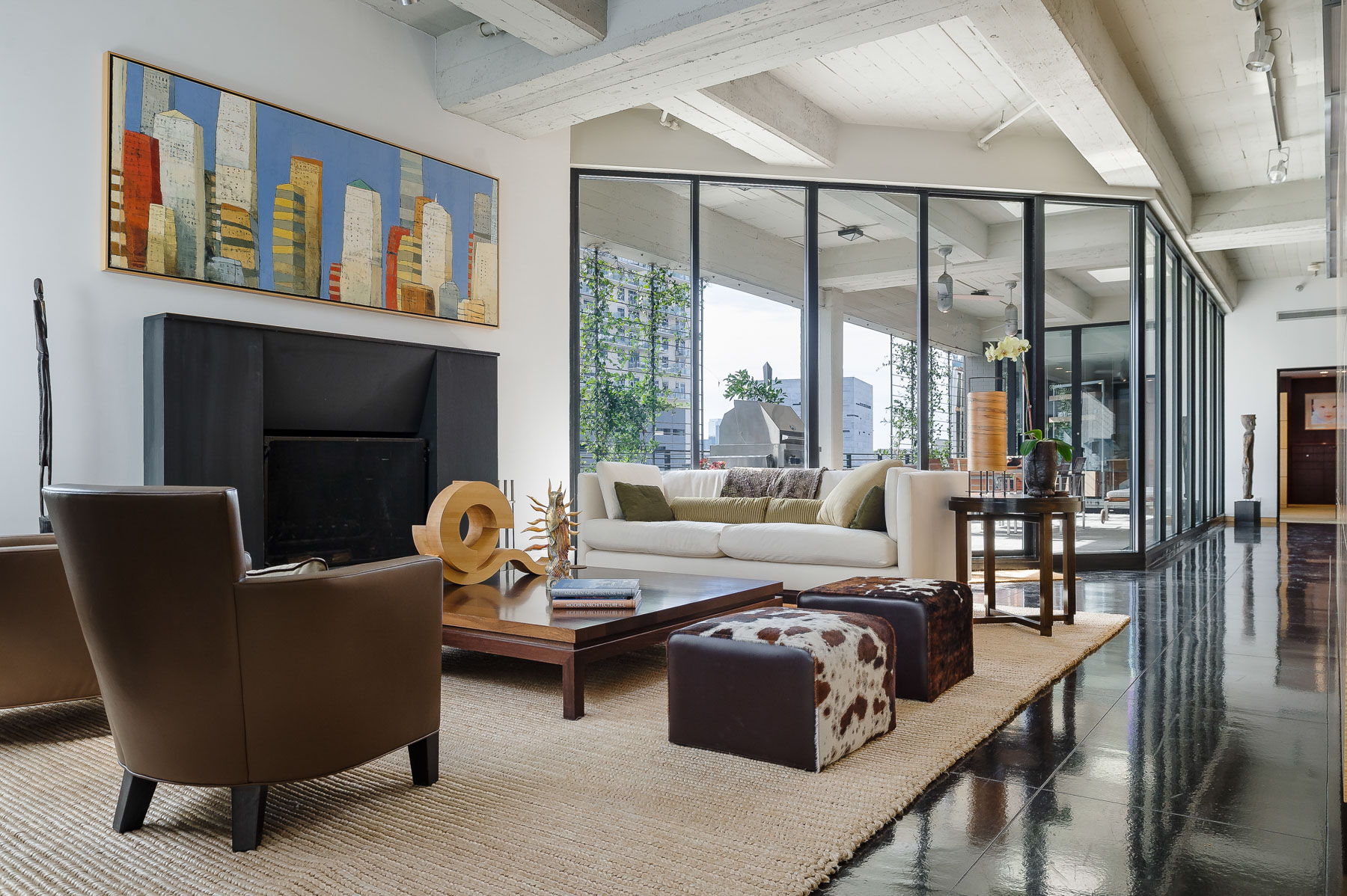 sales property at Stunning Downtown Loft