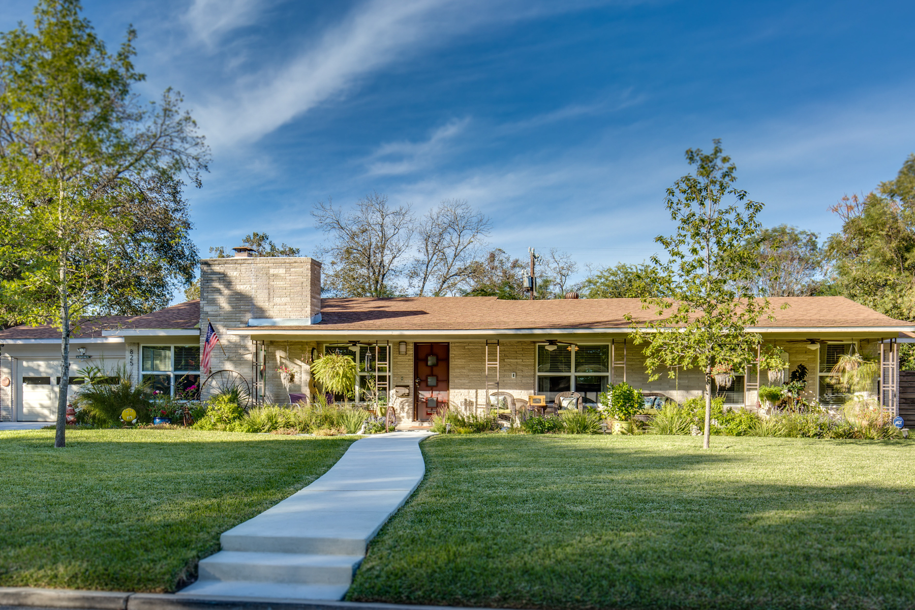 sales property at Mid-Century Home in Terrell Hills