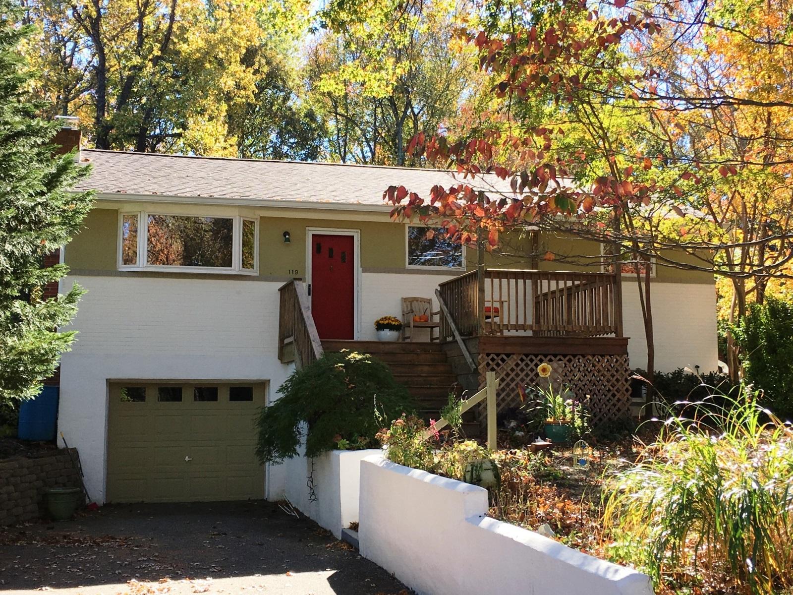 Casa Unifamiliar por un Venta en 119 Meade Drive, Annapolis Annapolis, Maryland, 21403 Estados Unidos