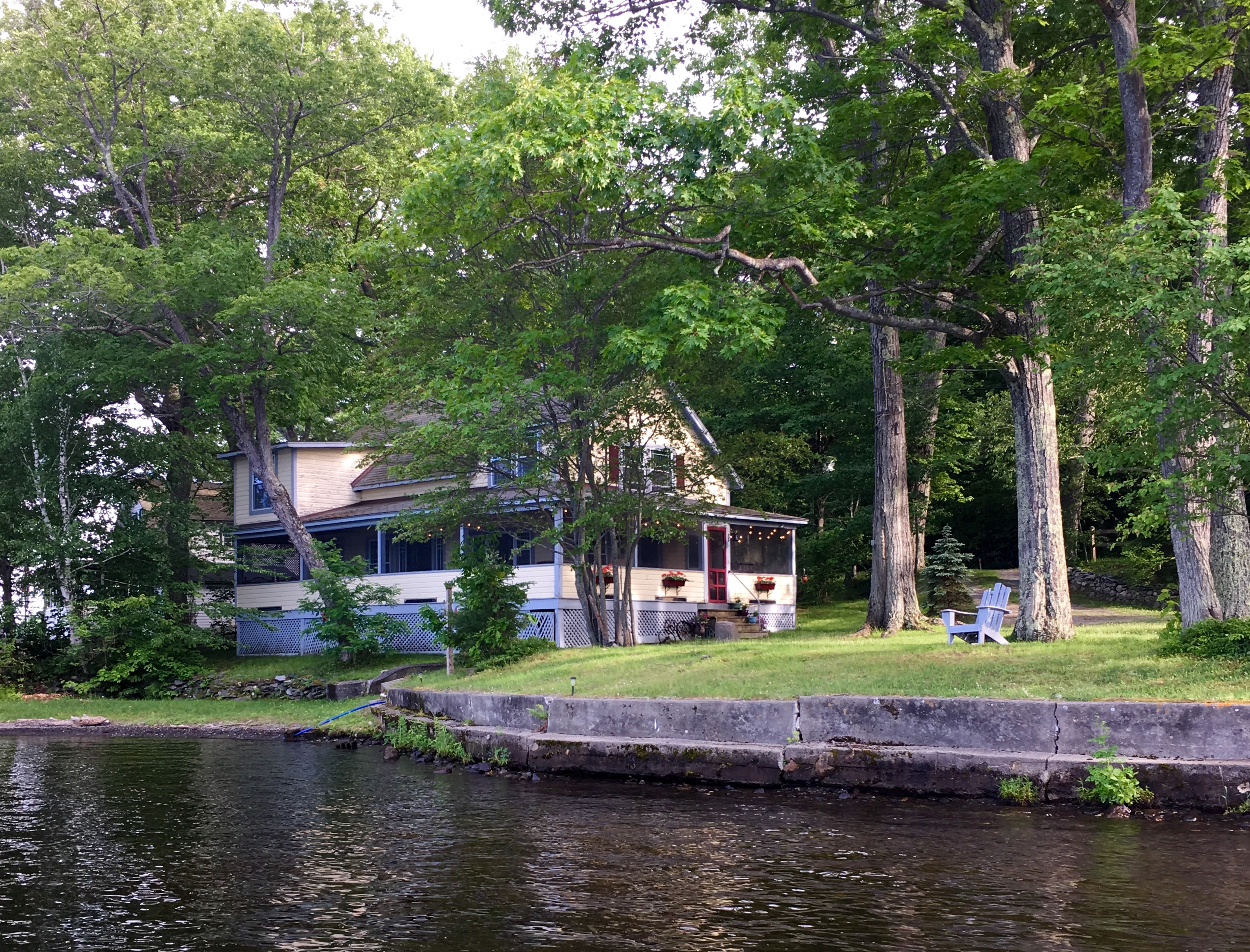 Single Family Home for Sale at 111 Nh Rte 4a, Enfield Enfield, New Hampshire, 03748 United States