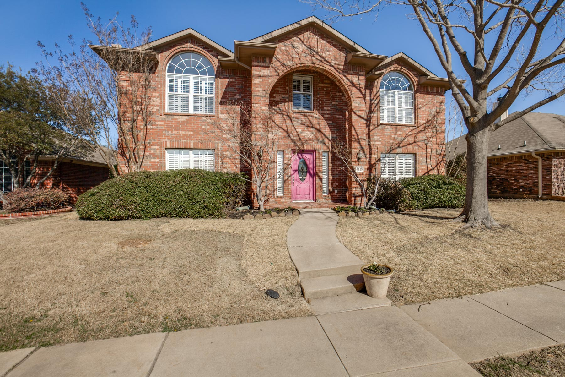 Single Family Home for Sale at 4920 Basil Drive, Mckinney McKinney, Texas 75070 United States
