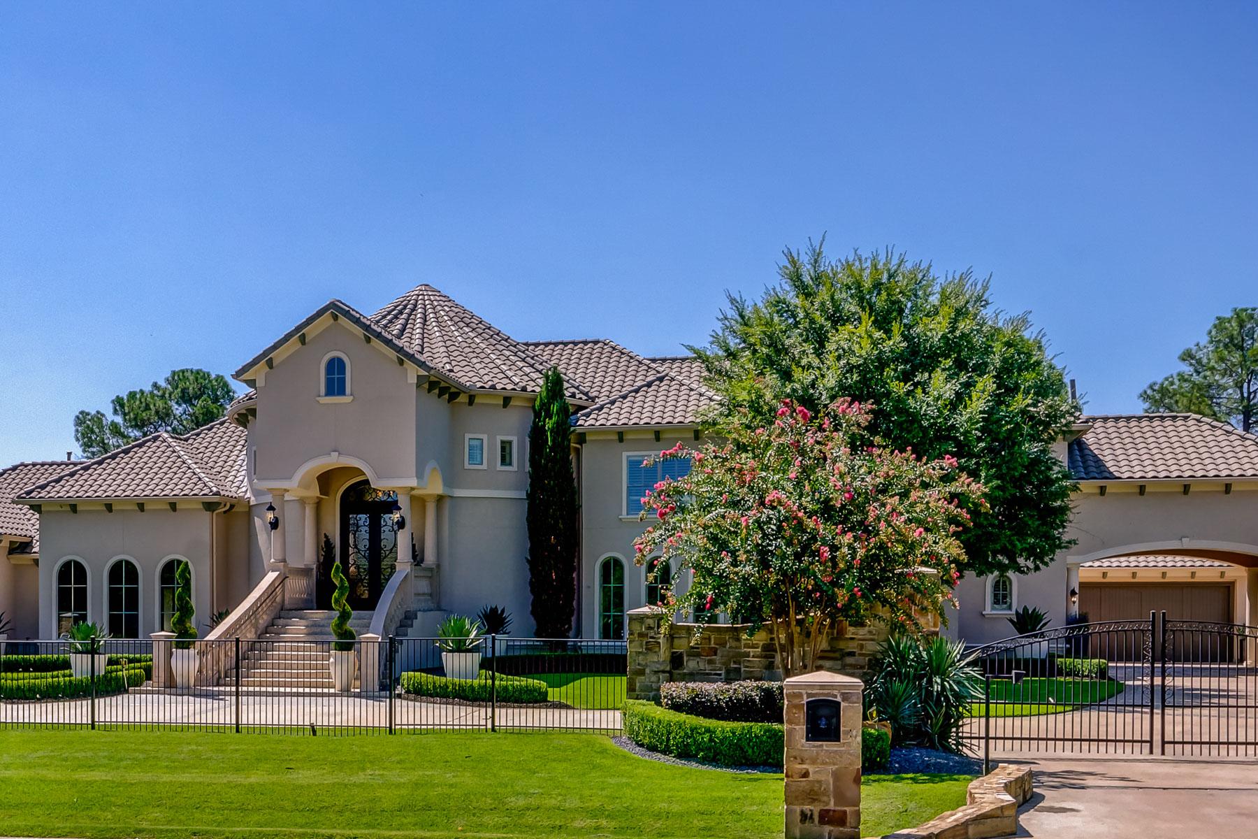 独户住宅 为 销售 在 Westlake Transitional Soft Contemporary Offers Res 1567 Dove Rd Roanoke, 得克萨斯州, 76262 美国