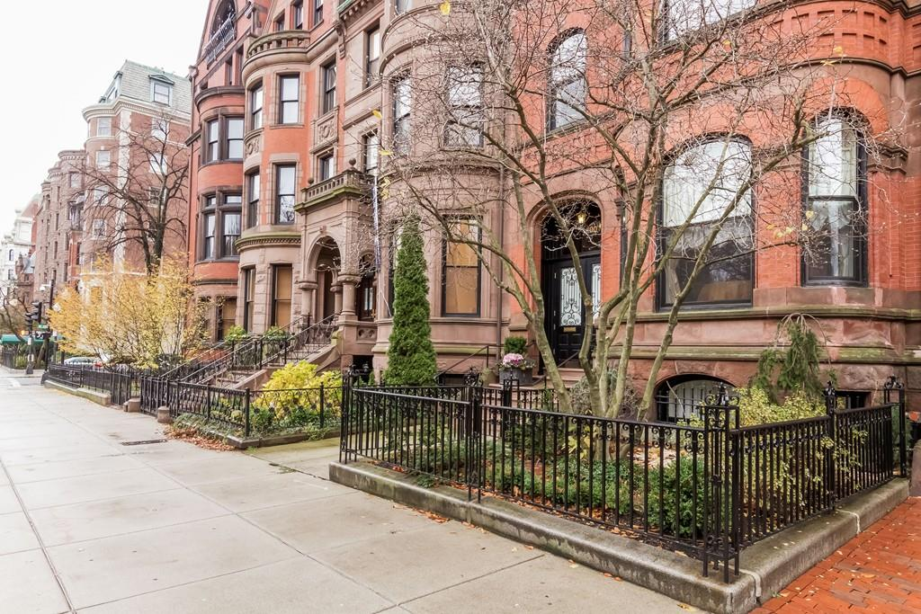 Condominium for Sale at 202 Commonwealth Avenue 1, Boston 202 Commonwealth Ave 1 Boston, Massachusetts 02116 United States