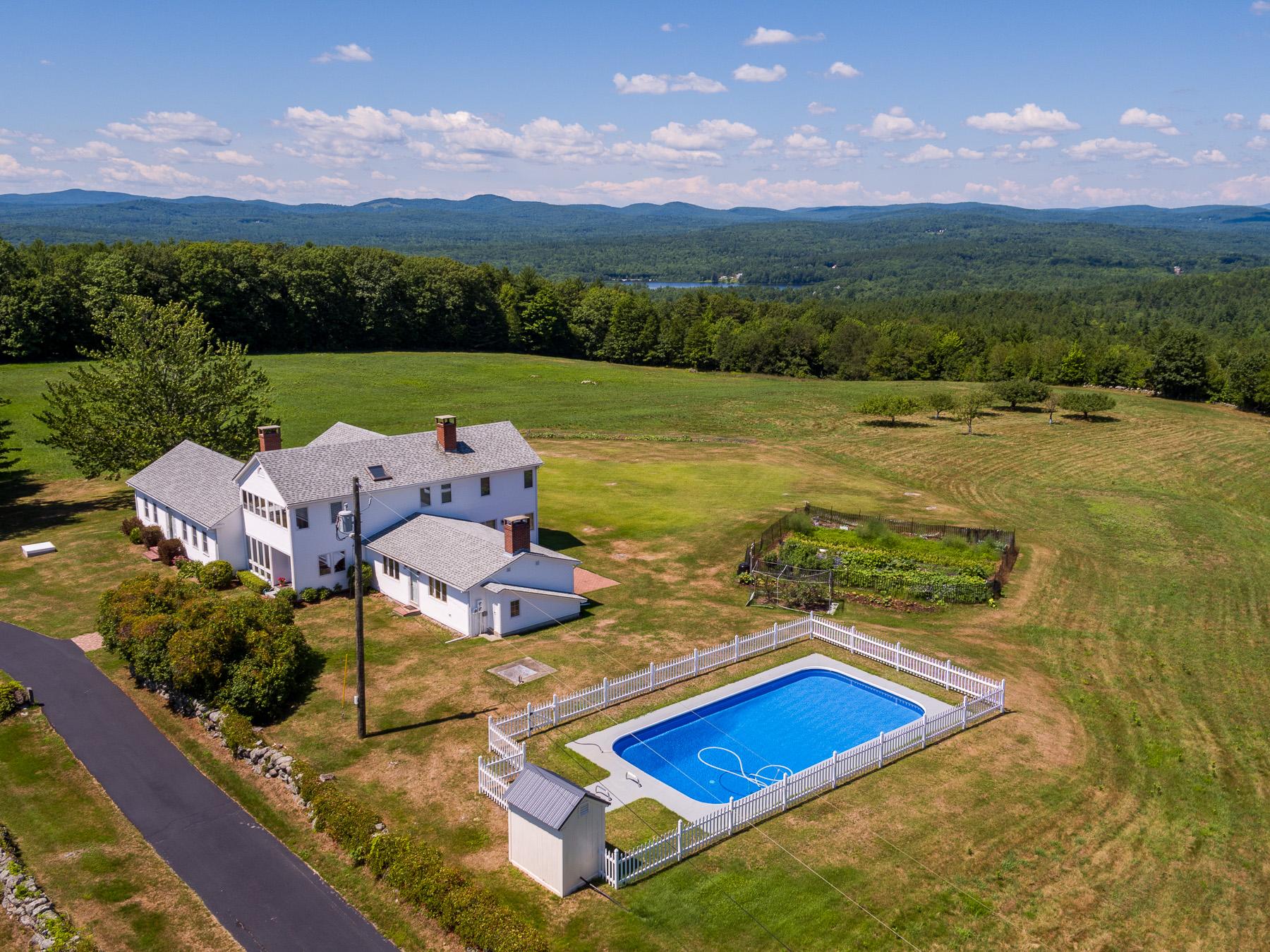 Casa Unifamiliar por un Venta en 515 Sawmill Rd, Greenfield Greenfield, Nueva Hampshire, 03047 Estados Unidos