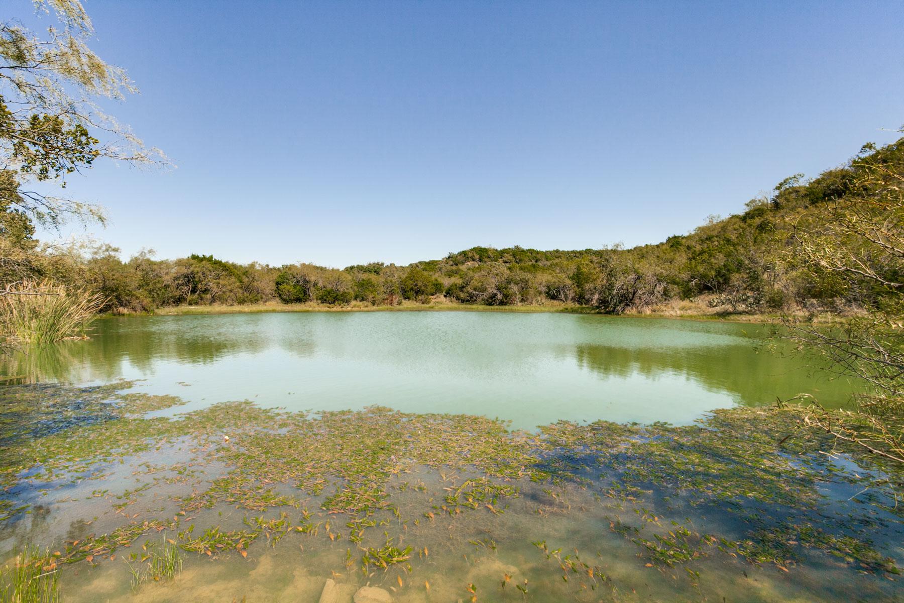 Granjas / Hacienda / Platanción por un Venta en County Road 107, Strawn Strawn, Texas, 76475 Estados Unidos