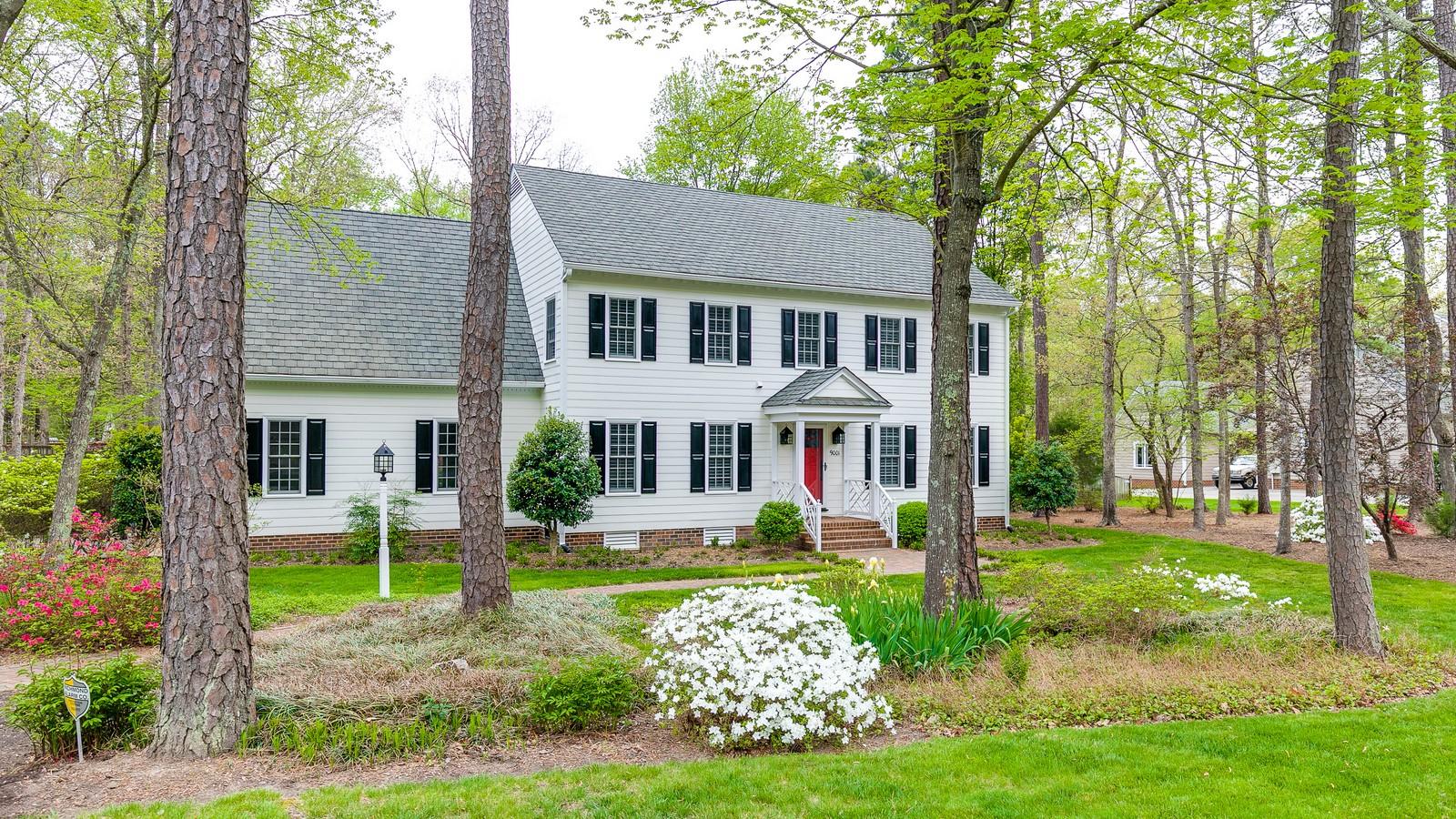 獨棟家庭住宅 為 出售 在 9001 Rio Grande Road, Richmond 9001 Rio Grande Rd Richmond, 弗吉尼亞州 23229 美國