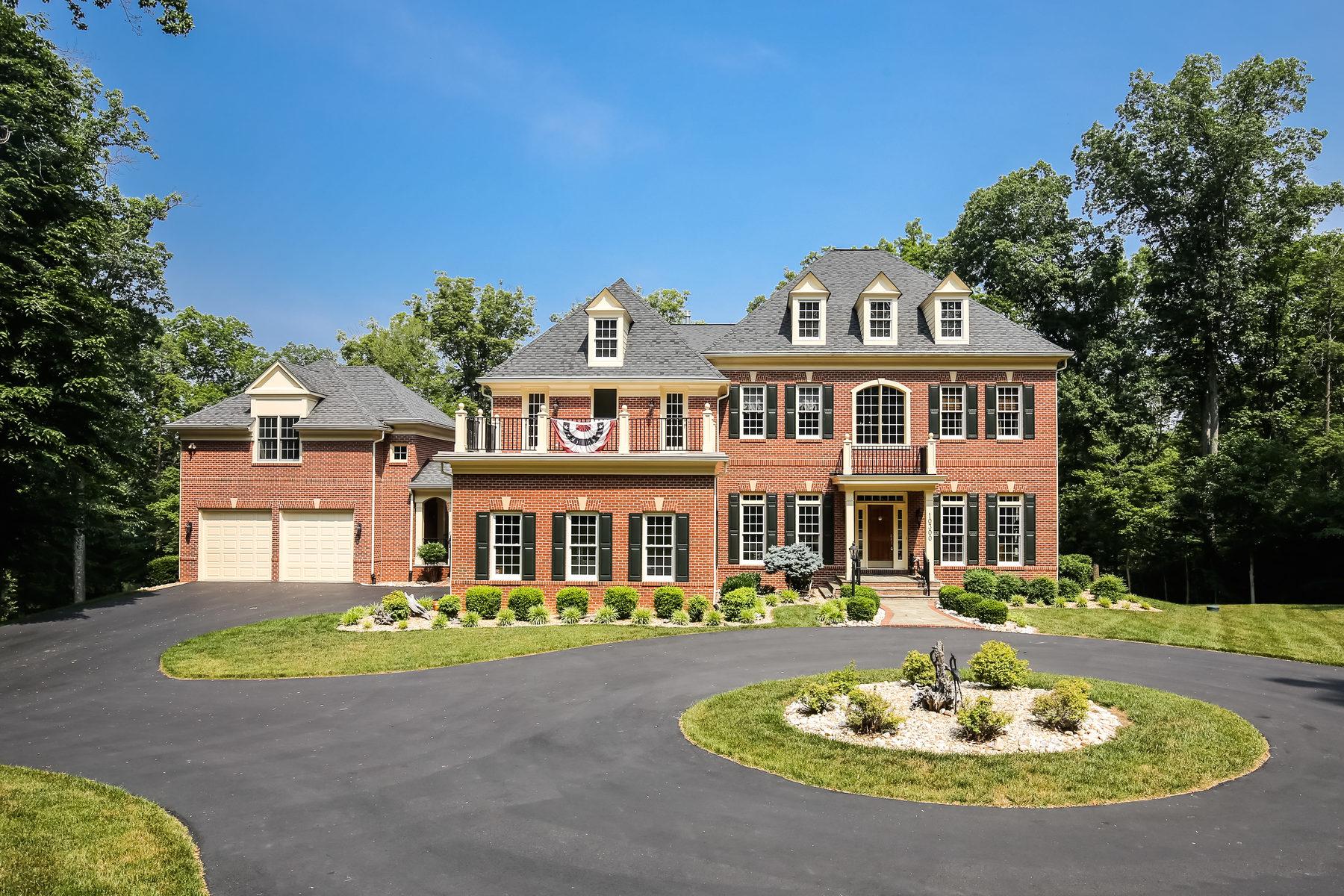 Μονοκατοικία για την Πώληση στο 10300 Hampton Road, Fairfax Station 10300 Hampton Rd Fairfax Station, Βιρτζινια 22039 Ηνωμενεσ Πολιτειεσ