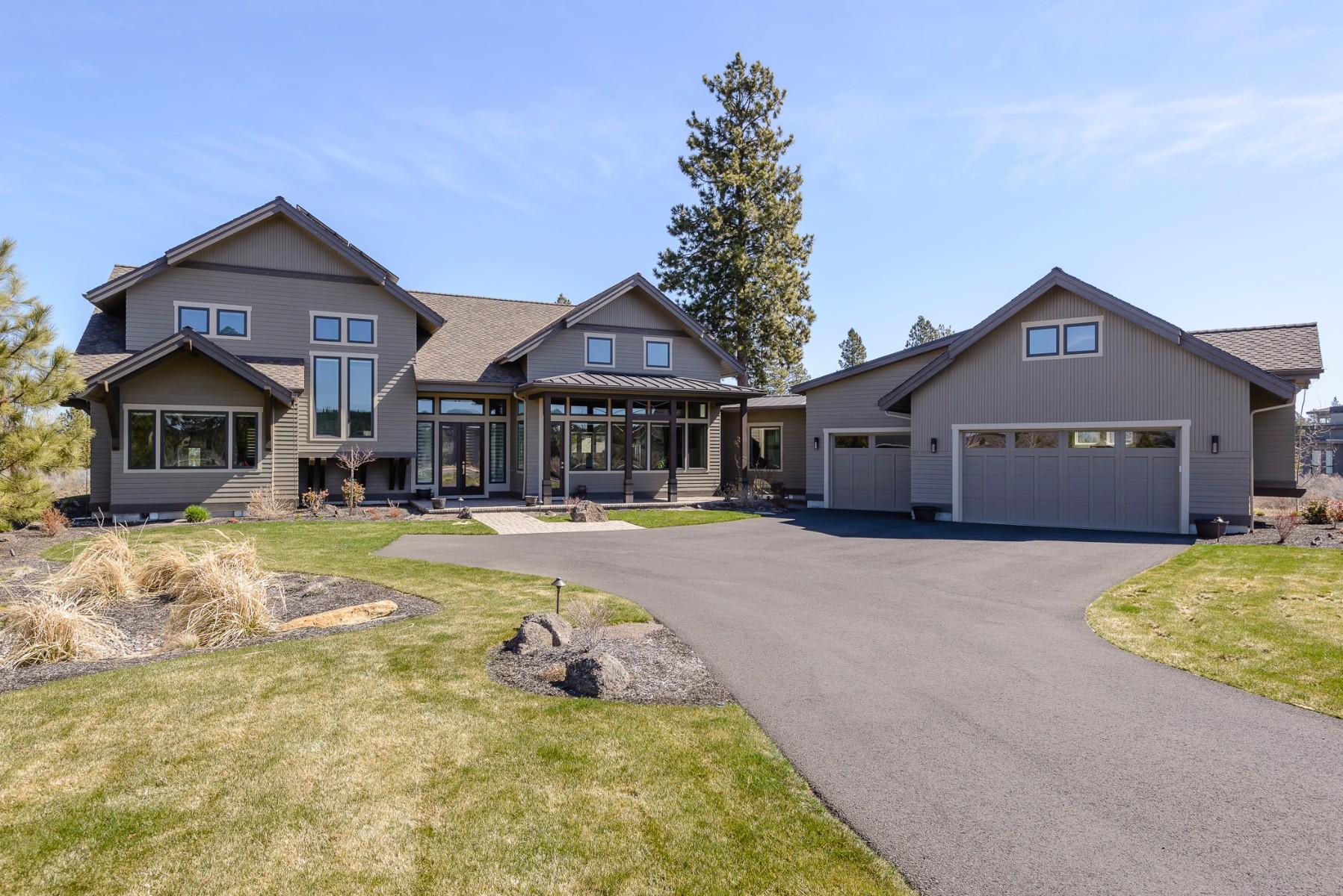 Maison unifamiliale pour l Vente à 61636 Hosmer Lake Drive, BEND Bend, Oregon, 97702 États-Unis