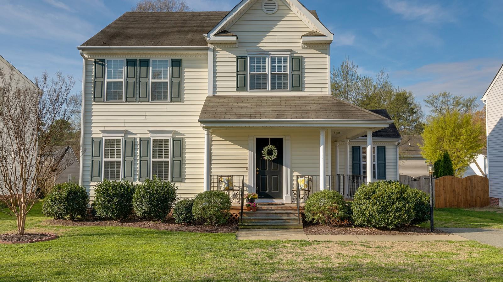 独户住宅 为 销售 在 6907 Tulane Avenue, Richmond 里士满, 弗吉尼亚州, 23226 美国