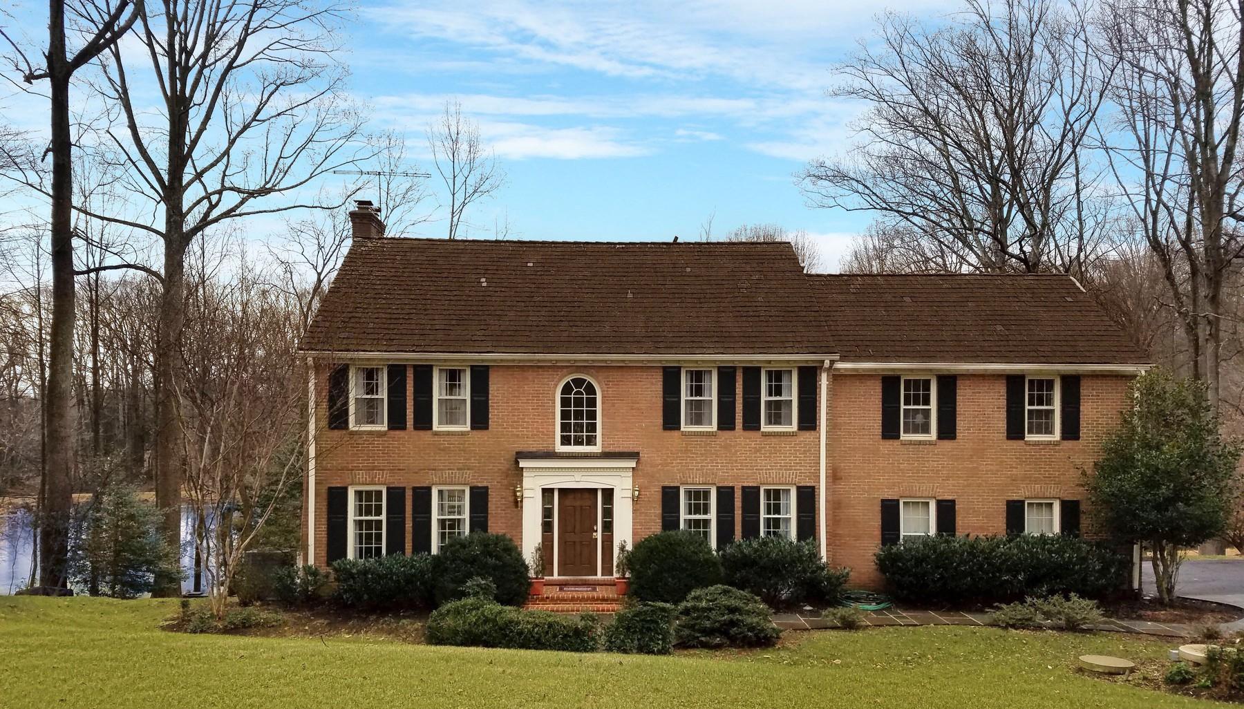 Casa para uma família para Venda às 9405 Lagovista Court, Great Falls 9405 Lagovista Ct Great Falls, Virginia, 22066 Estados Unidos