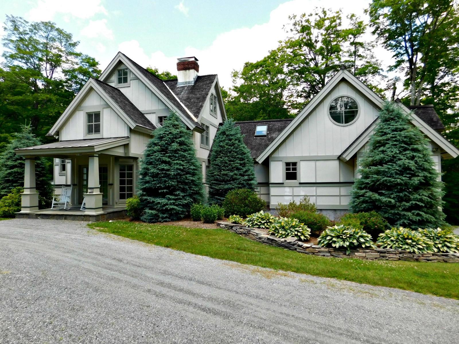 Casa para uma família para Venda às 24 Saw Mill Road, Stratton 24 Saw Mill Rd Stratton, Vermont, 05155 Estados Unidos