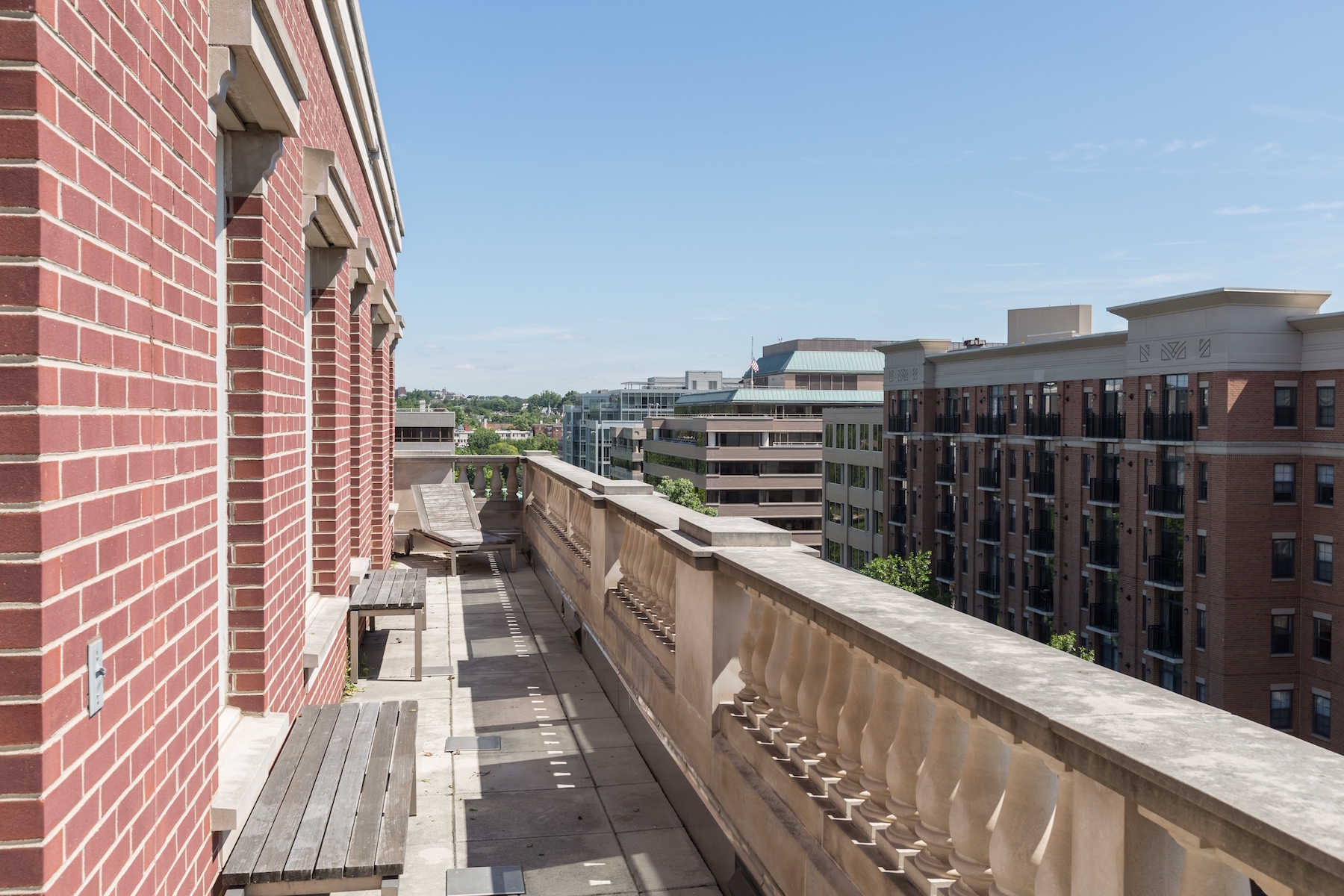 Additional photo for property listing at West End: 2501 Penn 2501 Pennsylvania Avenue Nw PH2B Washington, Distrito De Columbia 20037 Estados Unidos
