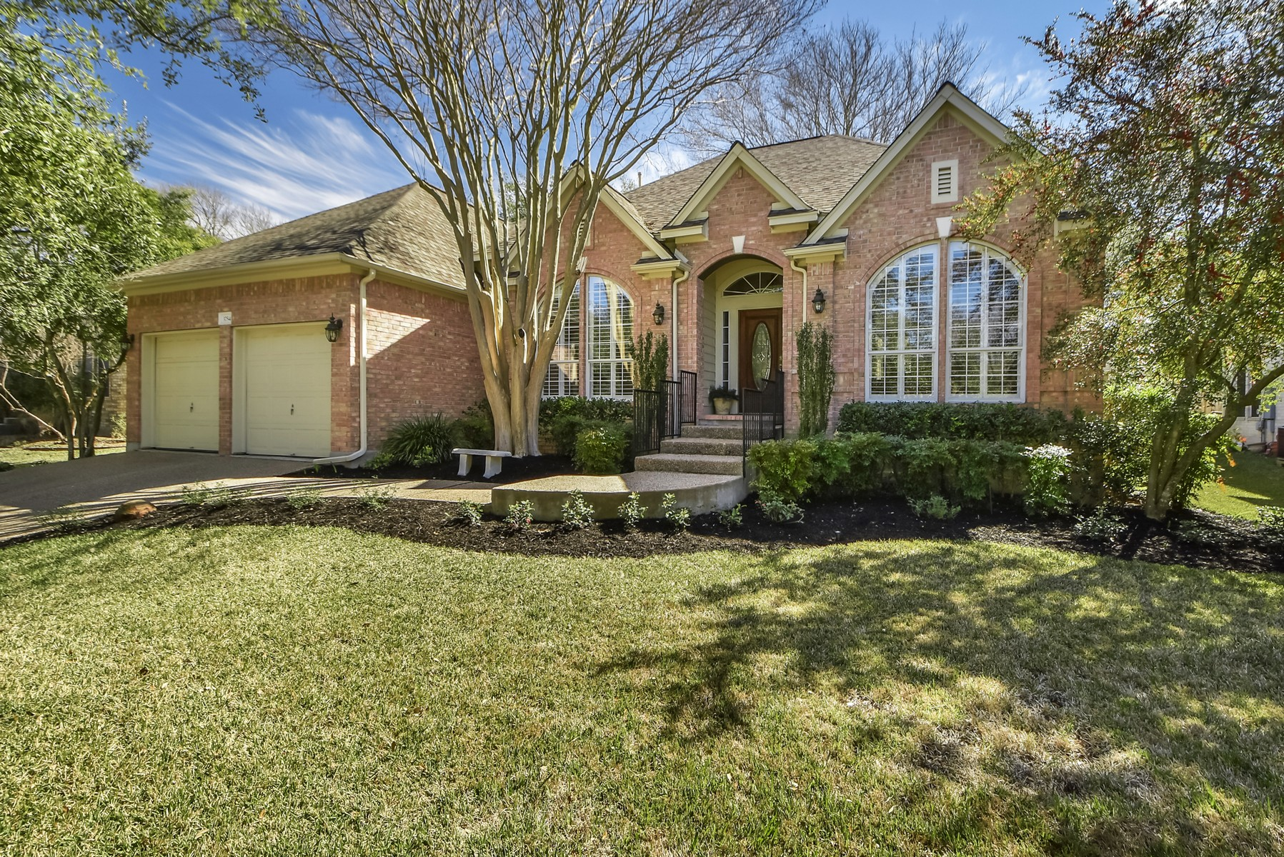 Single Family Home for Sale at Lovely Single Story in Forest Creek 3754 Royal Port Rush Dr Round Rock, Texas 78664 United States