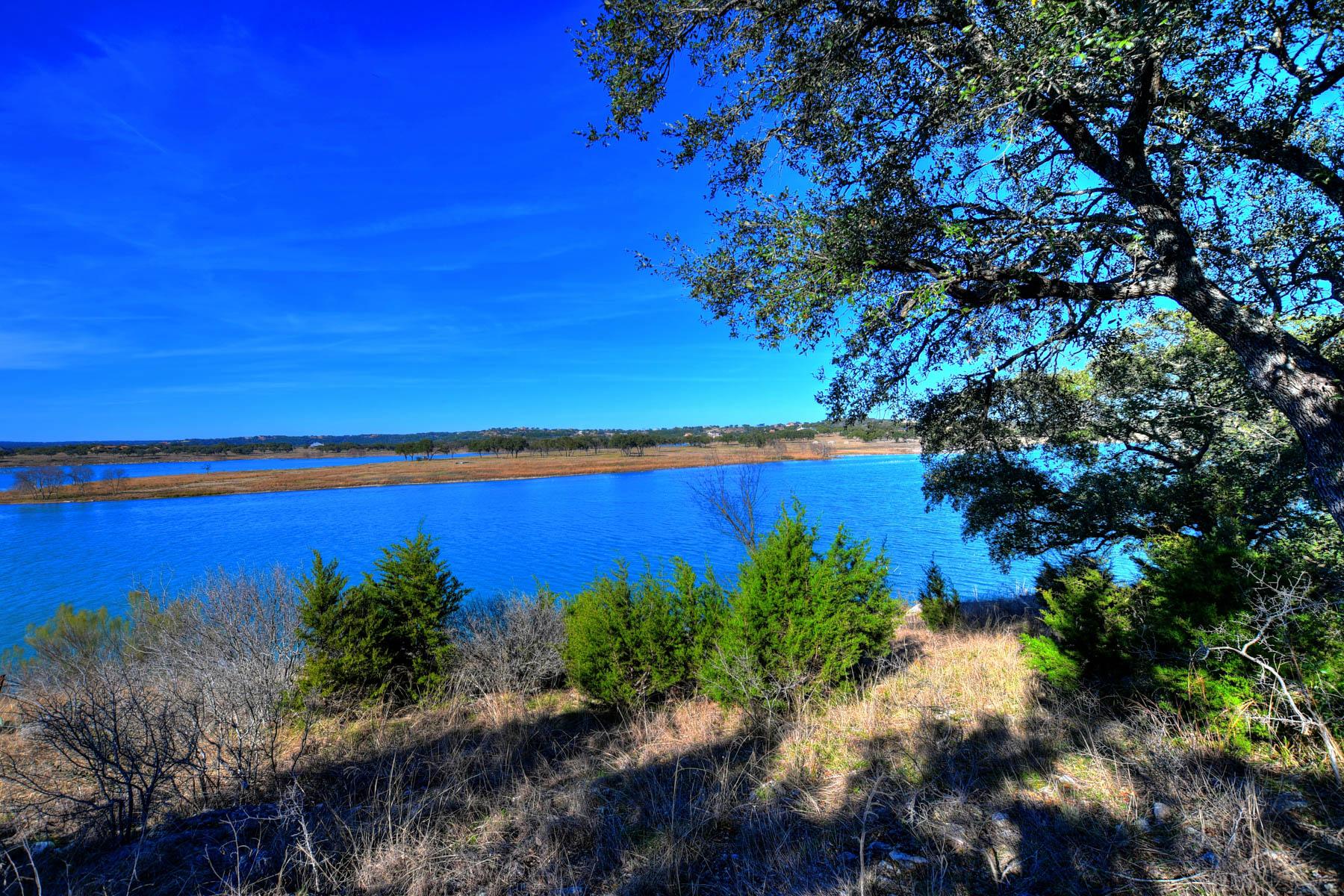 Terreno por un Venta en Stunning Waterfront Lot in Canyon Lake 2022 San Jose Way Canyon Lake, Texas 78133 Estados Unidos