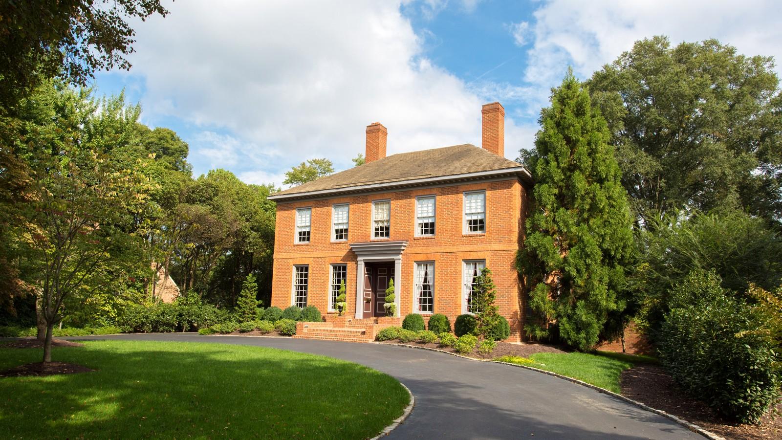 Maison unifamiliale pour l Vente à 209 Nottingham Road, Richmond 209 Nottingham Rd Richmond, Virginia 23221 États-Unis