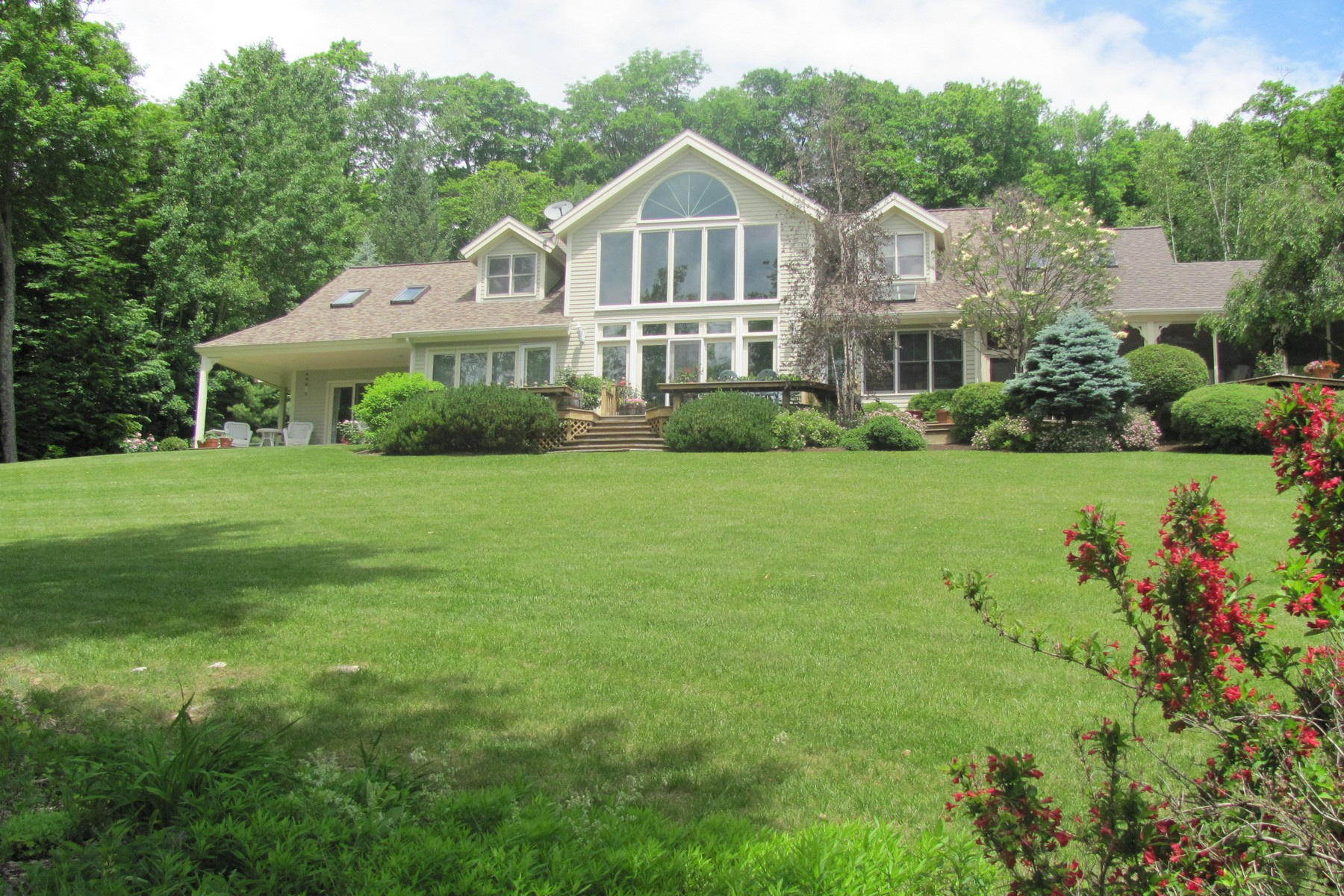 Single Family Home for Sale at 575 Owls Head Hill, Dorset Dorset, Vermont, 05251 United States