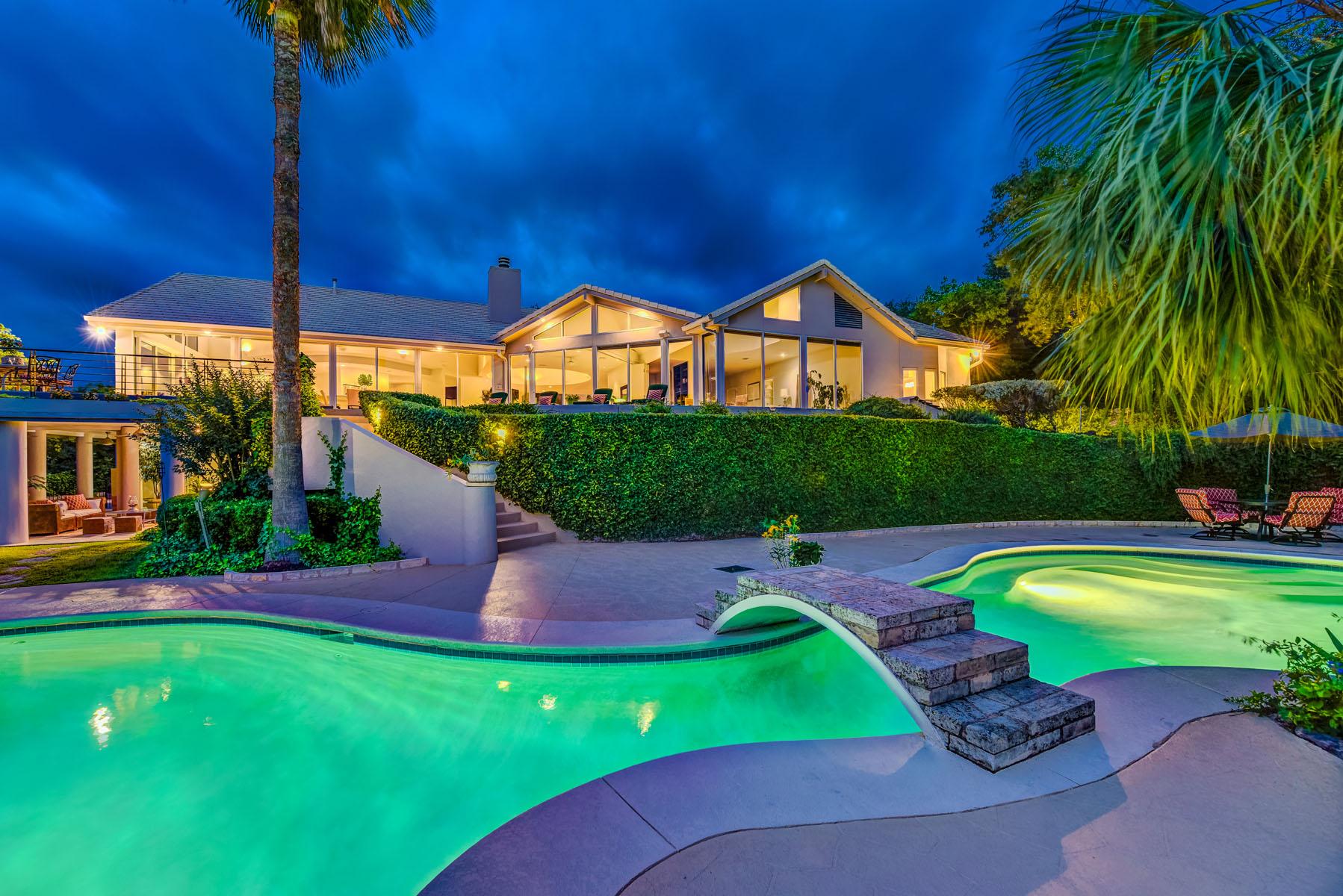 Single Family Home for Sale at The Crown Jewel of Barton Creek 3304 Barton Creek Blvd Austin, Texas, 78735 United States