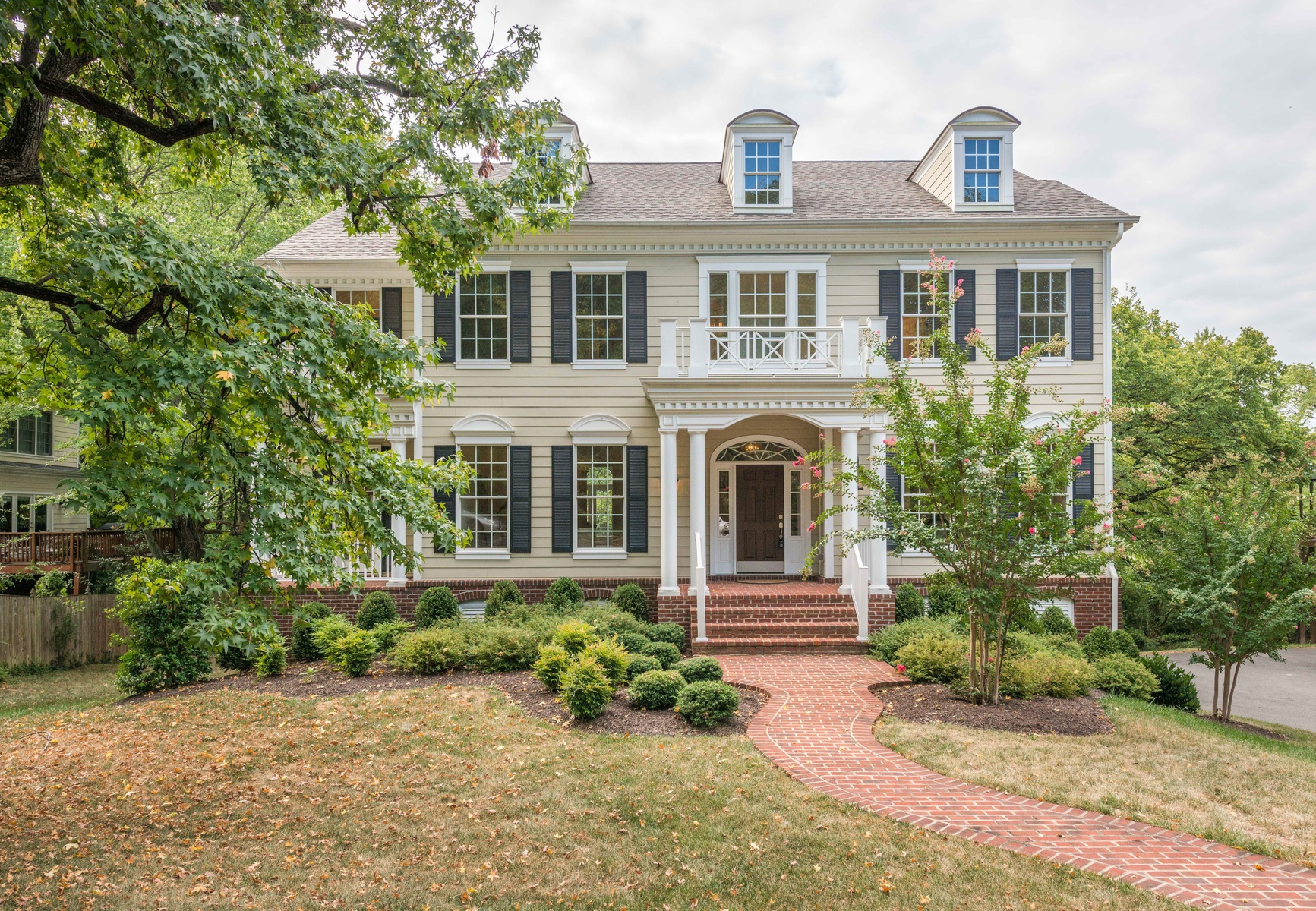 Single Family Home for Sale at Cooper Dawson 104 Quaker Lane N Alexandria, Virginia, 22304 United States