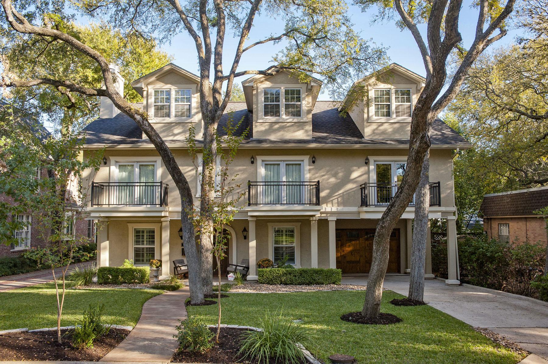 Einfamilienhaus für Verkauf beim Tarrytown Dream Home 1905 Mountain View Rd Austin, Texas, 78703 Vereinigte Staaten