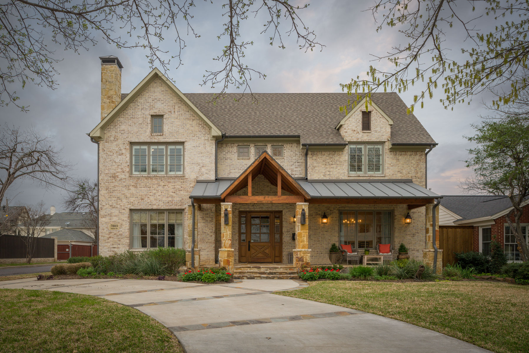 Single Family Home for Sale at Wonderful HPISD Traditional 7803 Amherst Ave Dallas, Texas, 75225 United States
