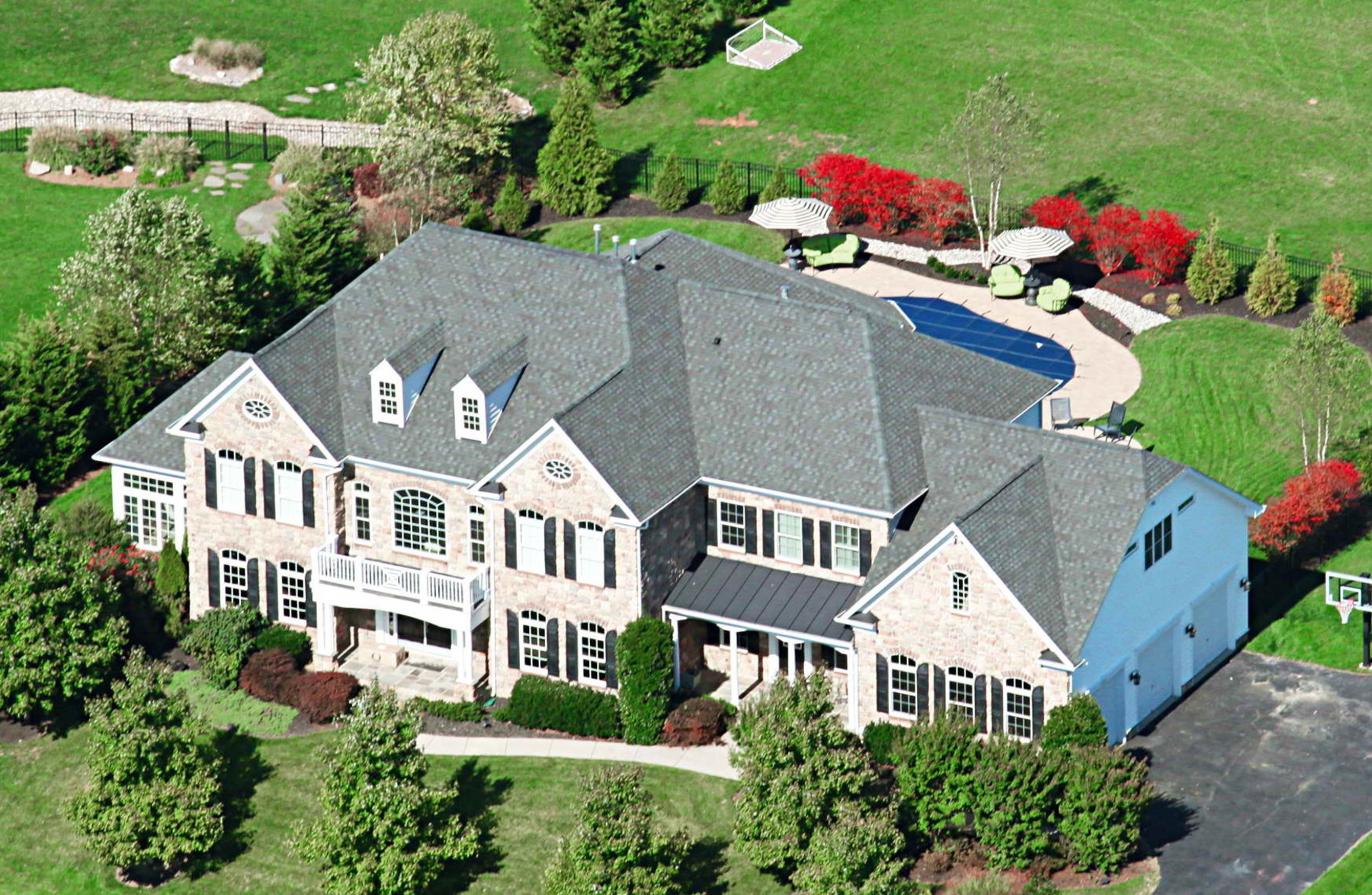 Single Family Home for Sale at Former Model Home with Pool 41958 Greenlook Ln Ashburn, Virginia 20148 United States