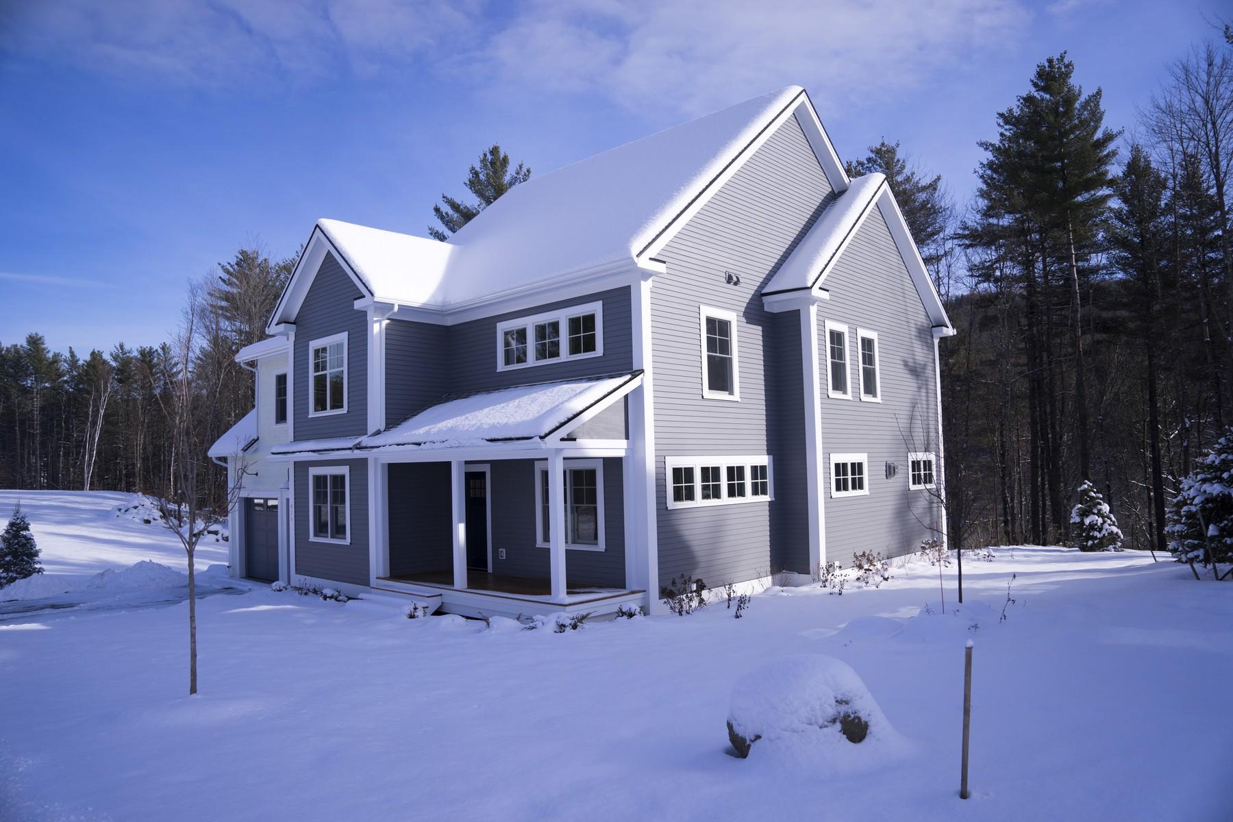 단독 가정 주택 용 매매 에 476 Thomas Lane, Stowe 476 Thomas Ln Stowe, 베르몬트, 05672 미국