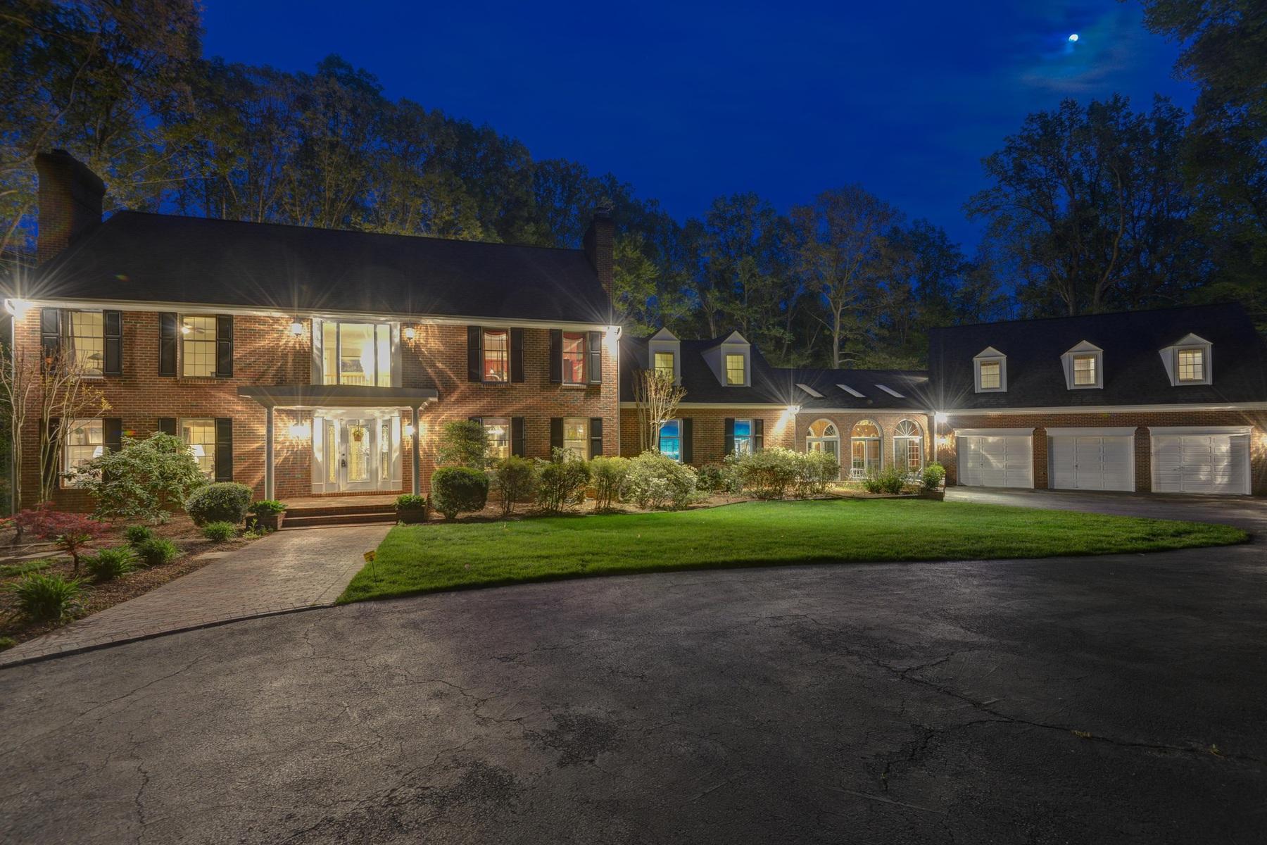 Maison unifamiliale pour l Vente à Harbor Hills 735 Intrepid Way Davidsonville, Maryland 21035 États-Unis