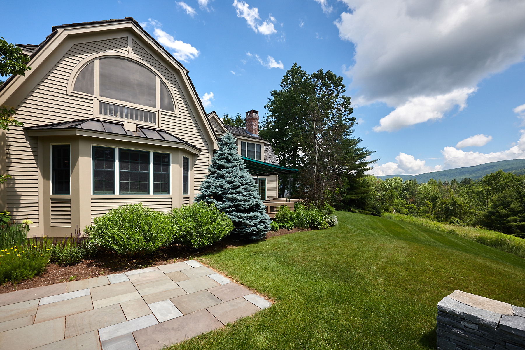Single Family Home for Sale at Beautifully Appointed Ormsby Hill Home 249 Edward Isham Rd Manchester, Vermont, 05255 United States