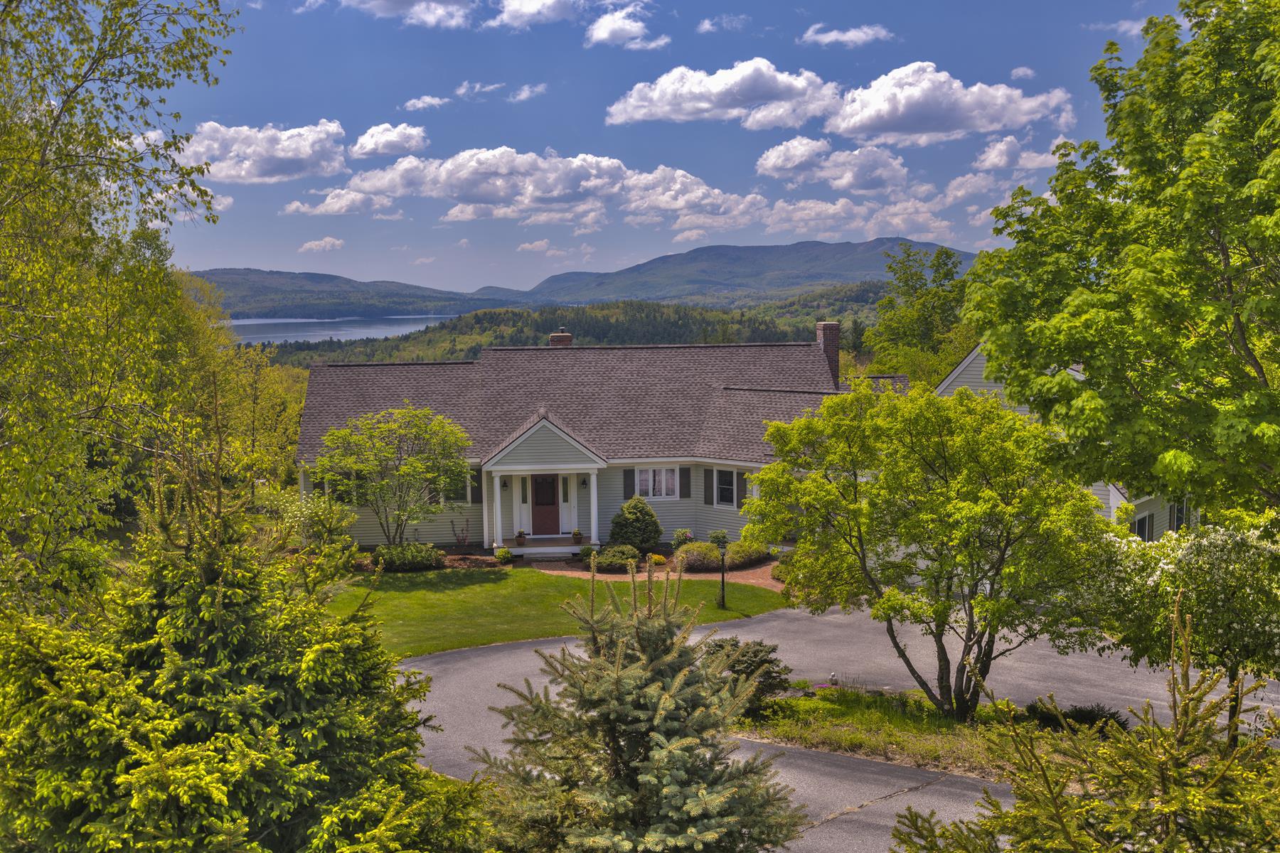 Vivienda unifamiliar por un Venta en 128 Browns Hill Road, Sunapee 128 Browns Hill Rd Sunapee, Nueva Hampshire, 03782 Estados Unidos