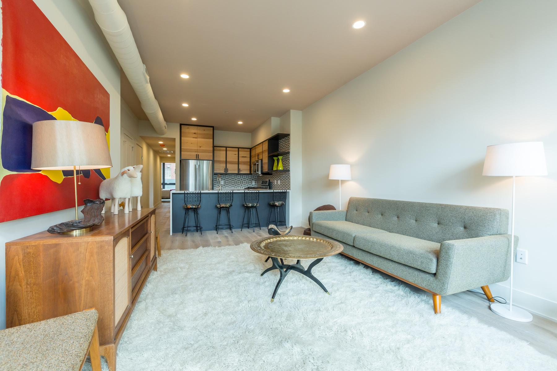 sales property at 1012 Harvard Street Nw 3, Washington