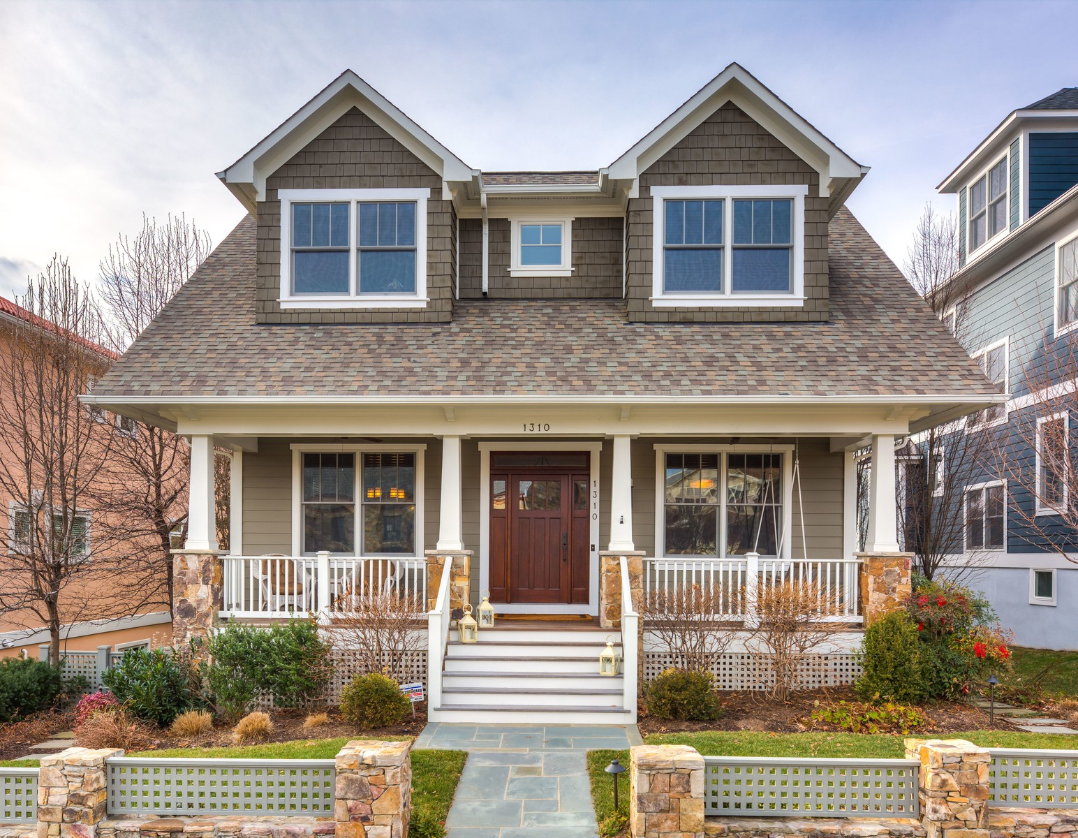 独户住宅 为 销售 在 Residence for Active, Urban Clarendon Lifestyle 1310 N Jackson St 阿林顿, 弗吉尼亚州, 22201 美国