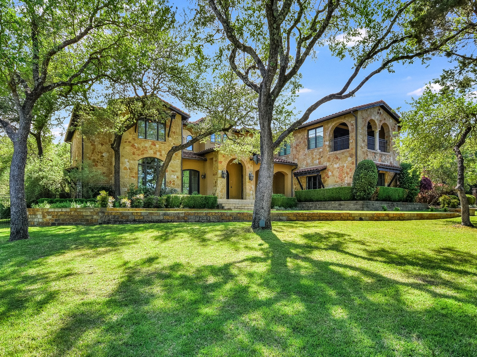 Single Family Home for Sale at Private Westlake Hills Estate on Over an Acre 377 Cortona Dr Austin, Texas 78746 United States
