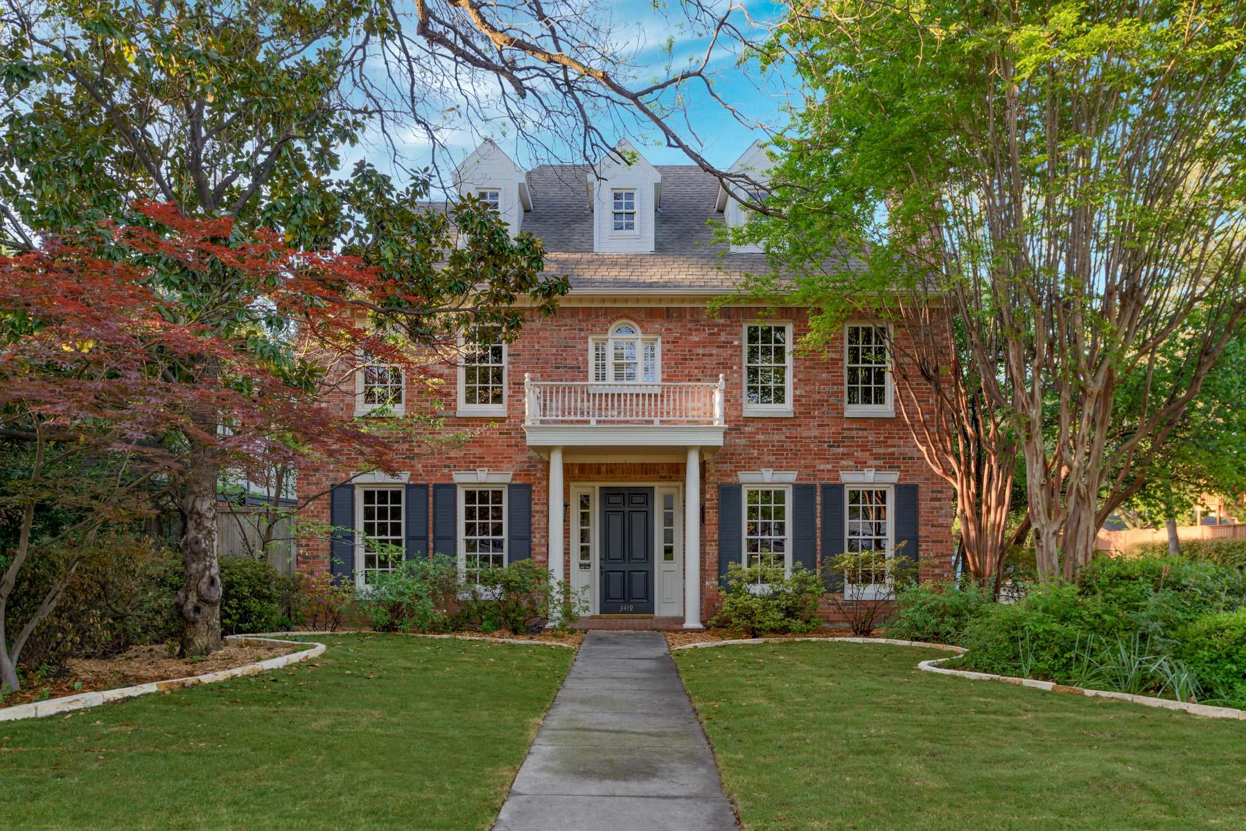 단독 가정 주택 용 매매 에 3419 Potomac Avenue, Dallas Dallas, 텍사스, 75205 미국