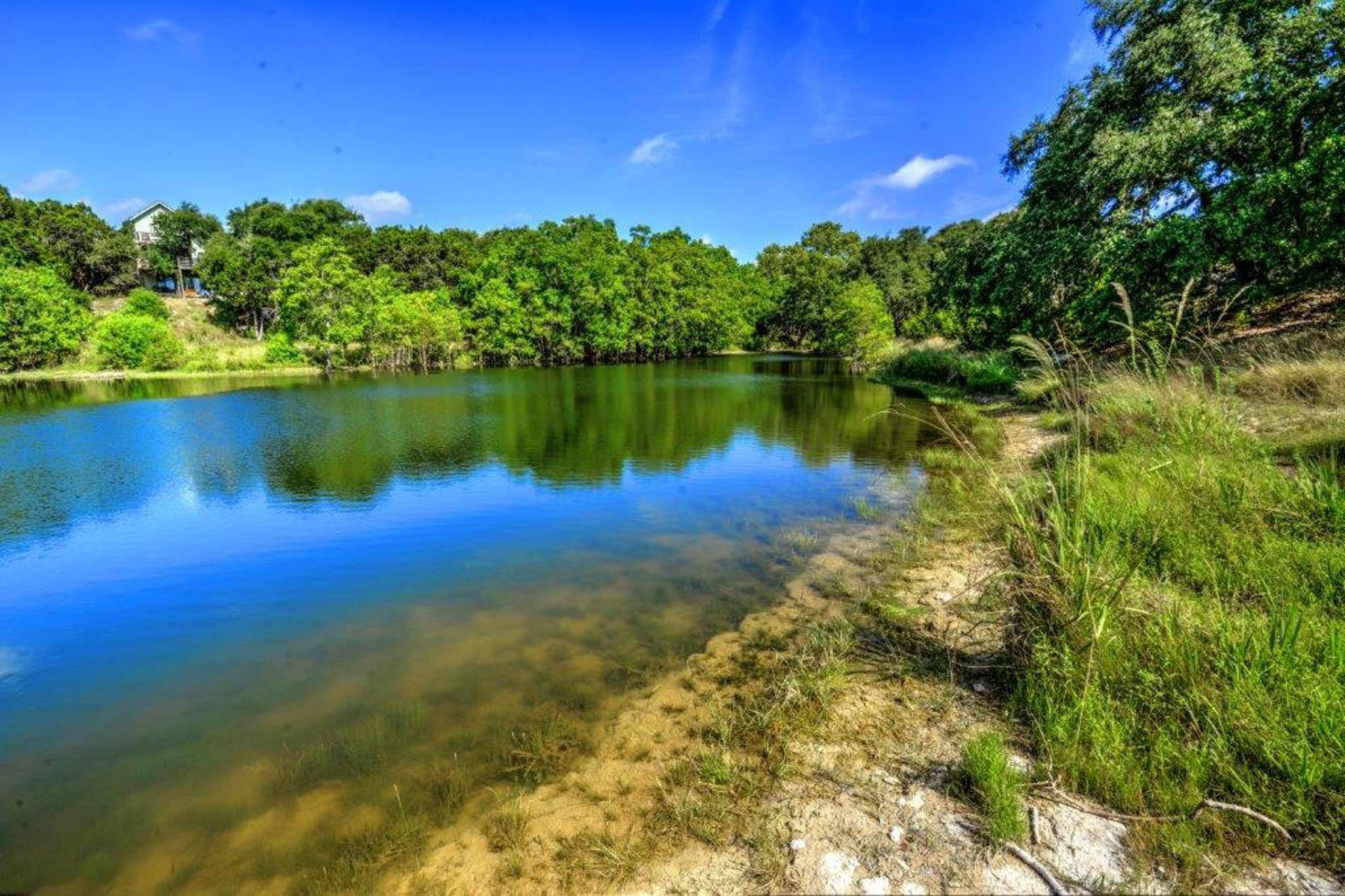 Land for Sale at Canyon Lake Lakefront Lots 1580 Canyon Lake Dr Canyon Lake, Texas 78133 United States