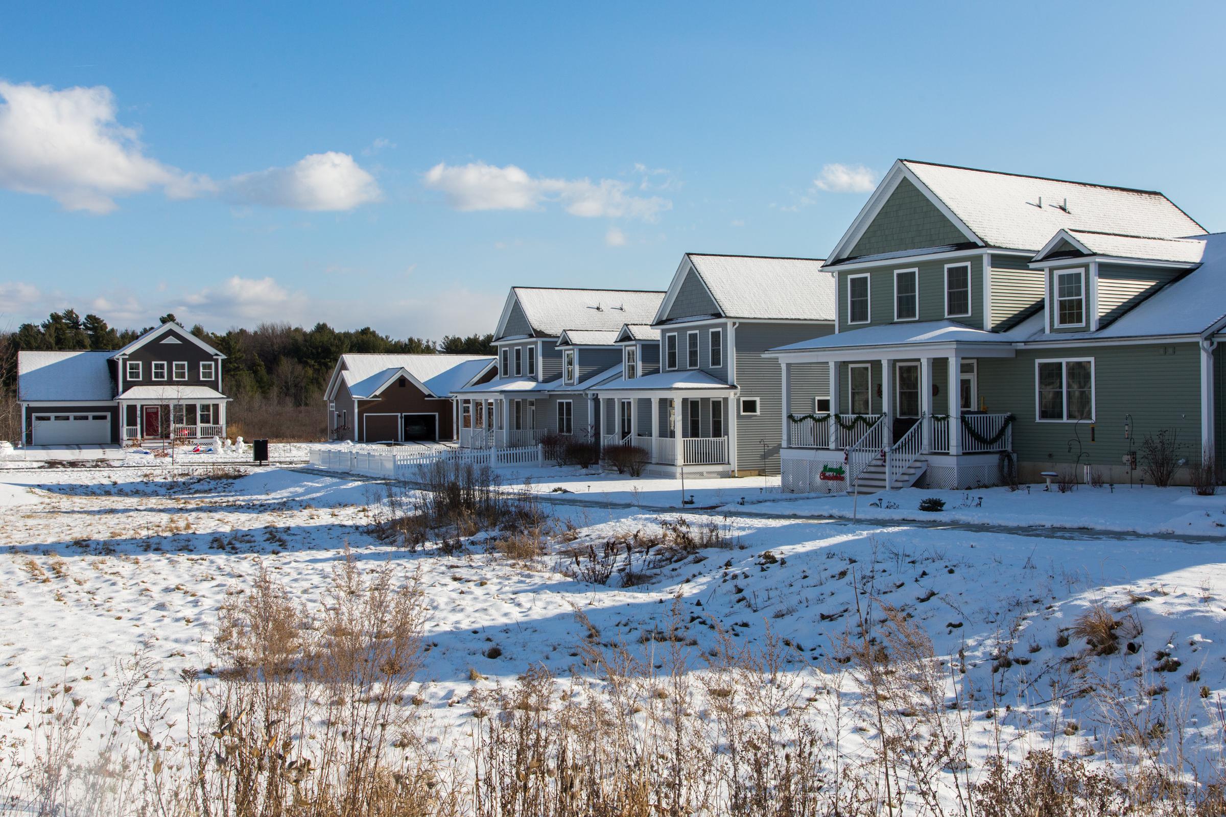Condominio por un Venta en 61 Flanders, South Burlington South Burlington, Vermont 05403 Estados Unidos