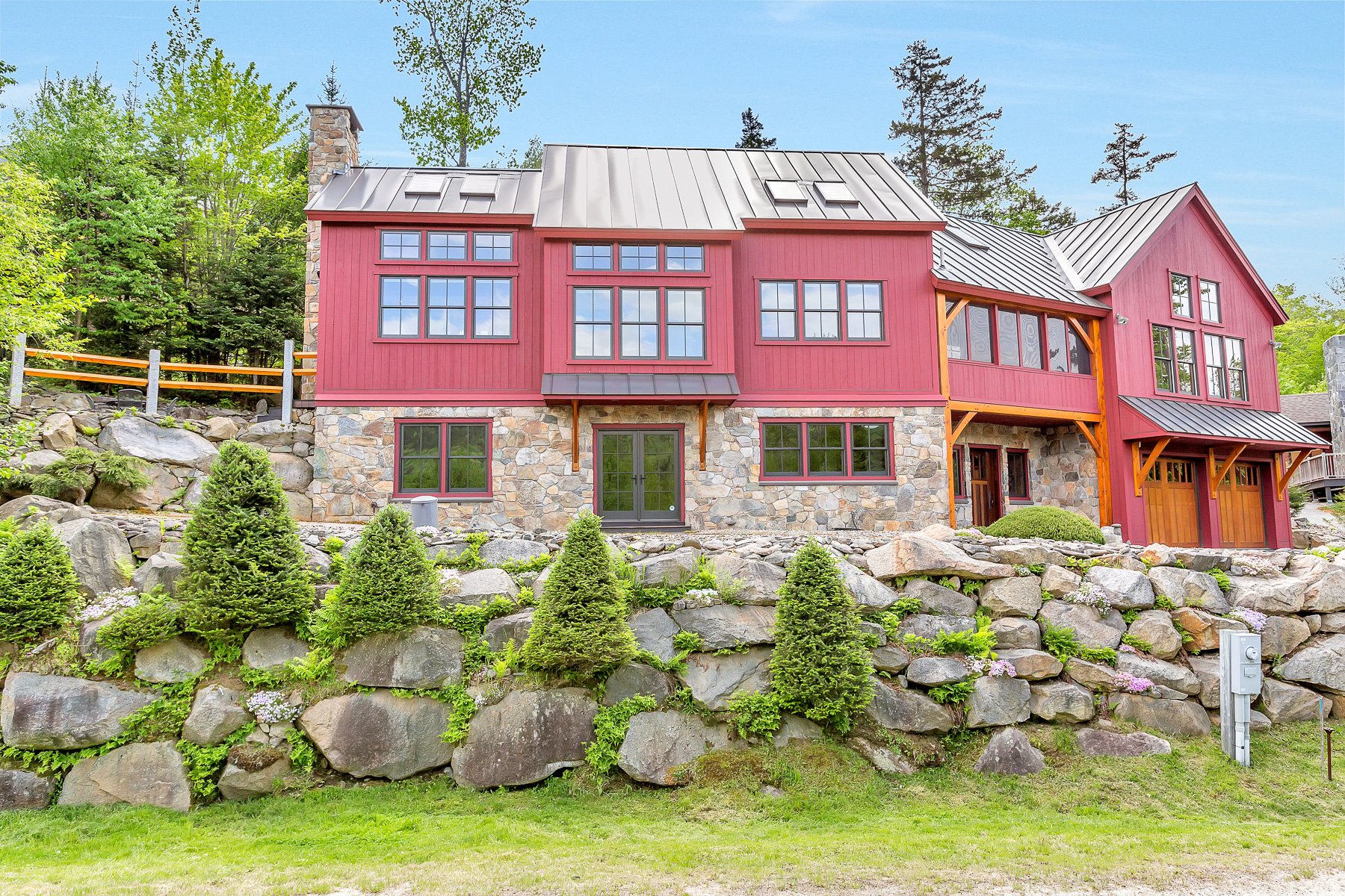 Single Family Home for Sale at Bretton Woods Ski Home 51 Rivers Edge Rd Carroll, New Hampshire, 03575 United States
