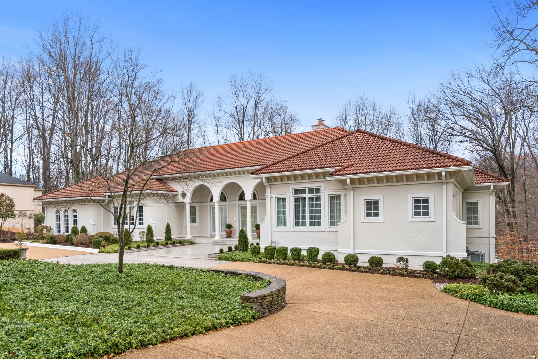 Maison unifamiliale pour l Vente à 1336 Potomac School Road, Mclean 1336 Potomac School Rd McLean, Virginia, 22101 États-Unis